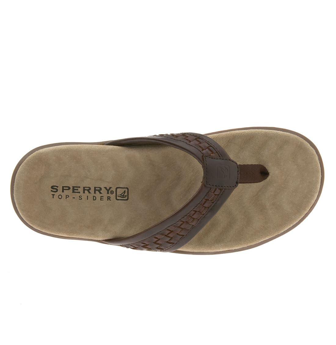 Alternate Image 3  - Sperry Top-Sider® 'Largo' Flip Flop (Men)