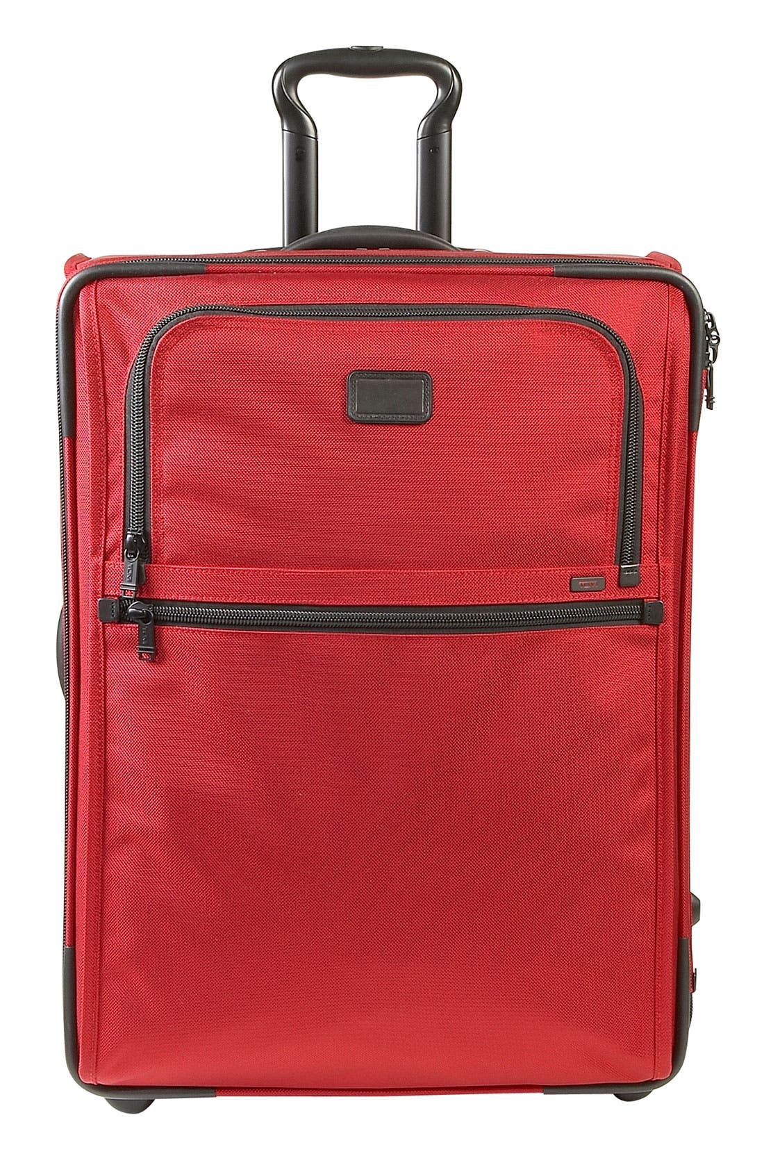 Alternate Image 1 Selected - Tumi 'Alpha' Wheeled Expandable Short Trip Bag