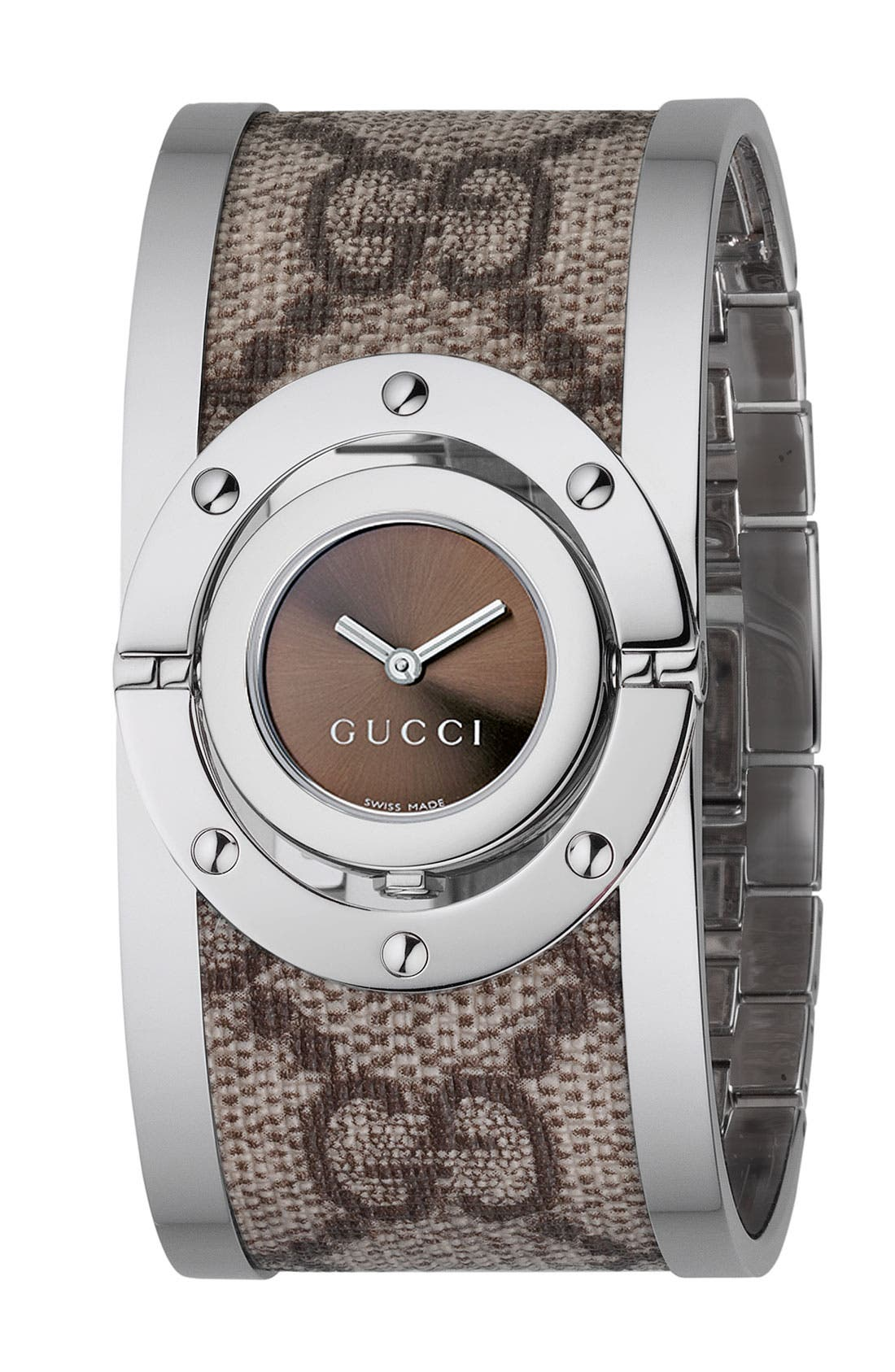 Alternate Image 1 Selected - Gucci 'Twirl Collection' Watch
