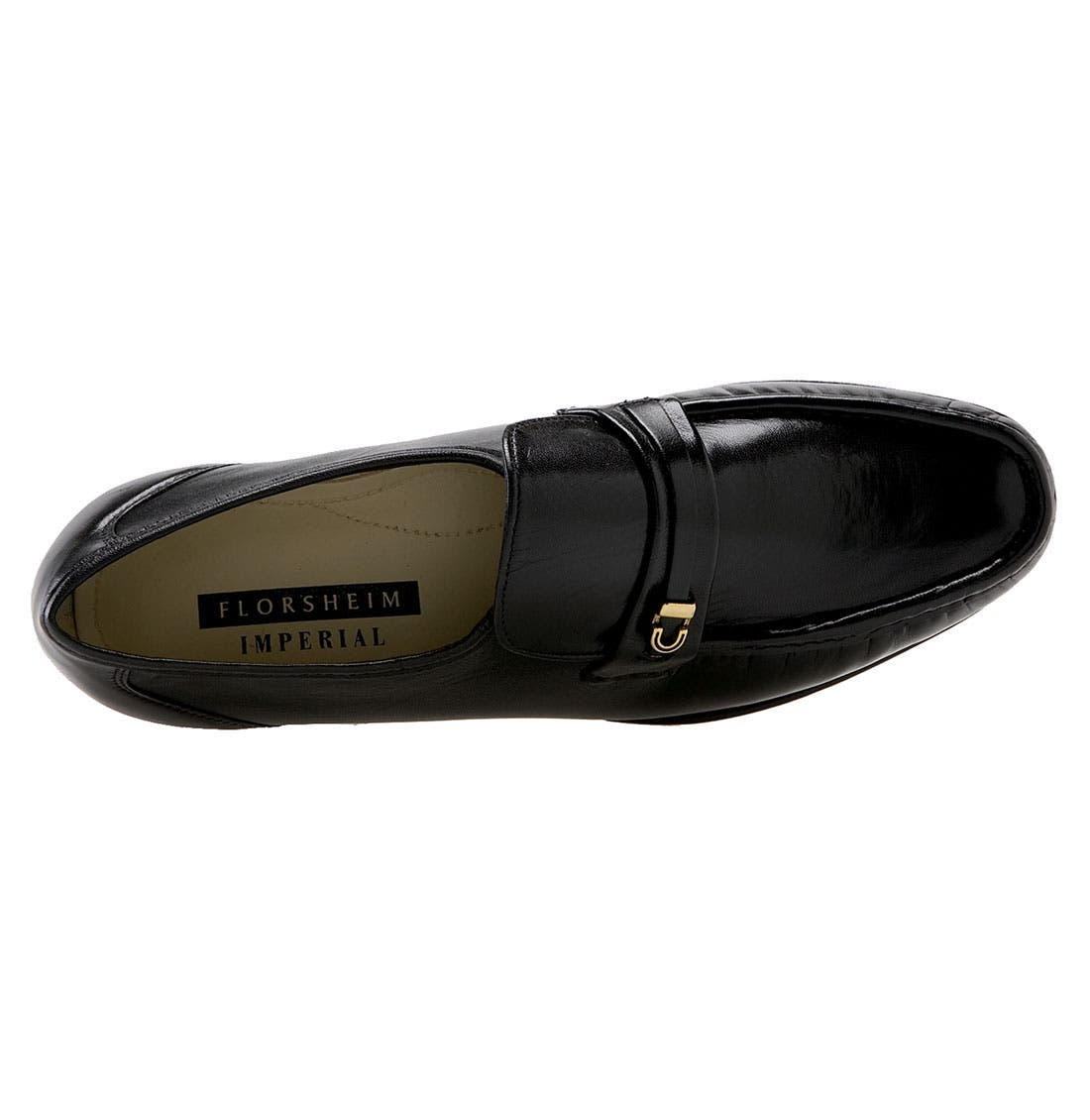 Alternate Image 3  - Florsheim 'Como Imperial' Roll-Front Moccasin