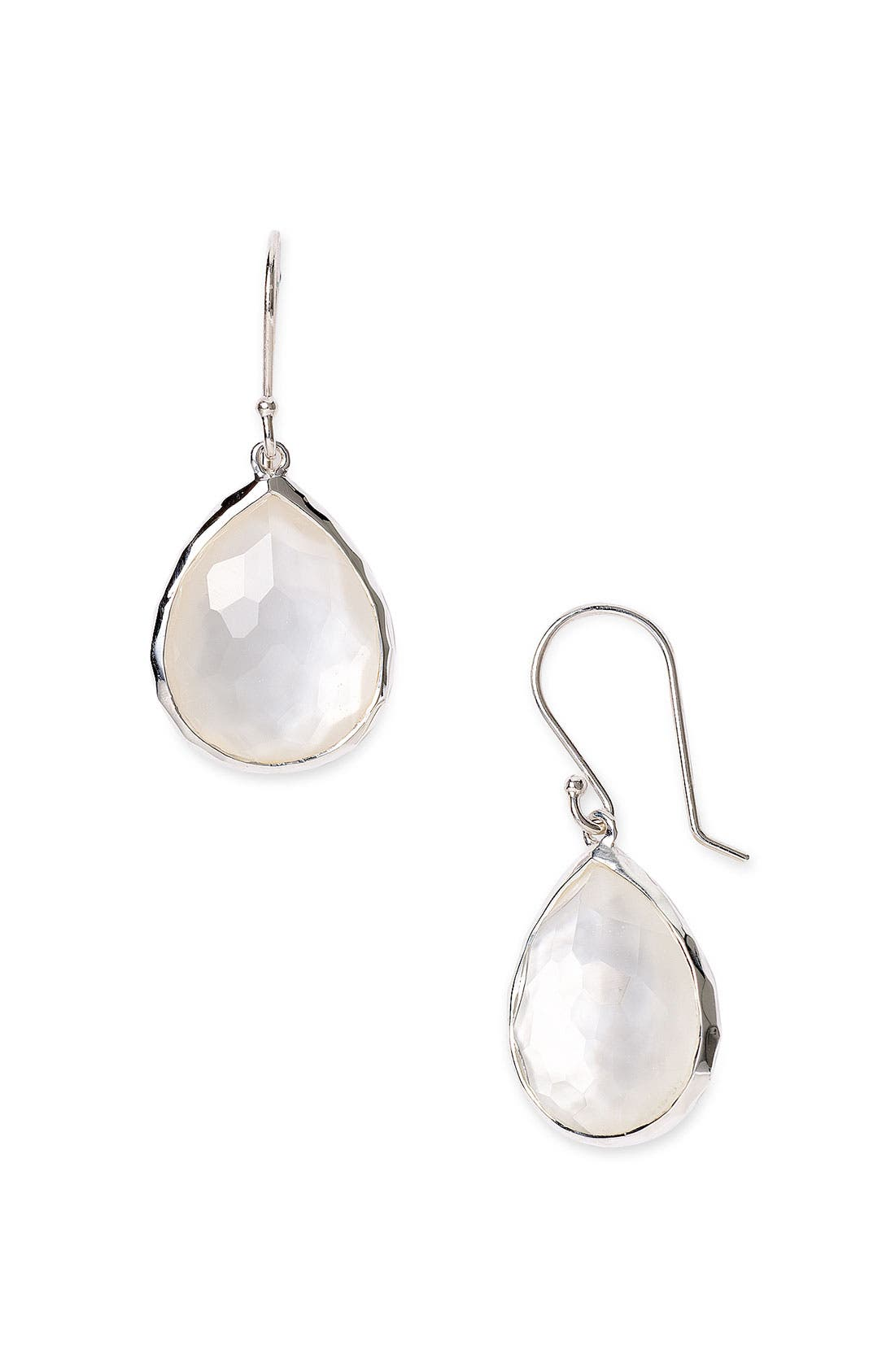 Alternate Image 1 Selected - Ippolita 'Wonderland - Rainbow' Teardrop Earrings (Online Only)