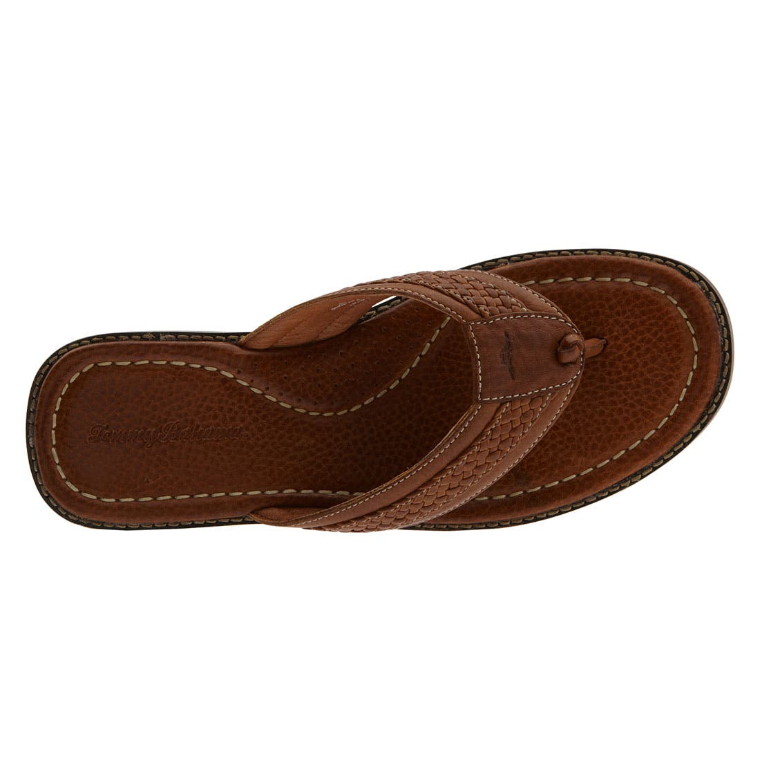Alternate Image 3  - Tommy Bahama 'Anchors Away' Flip Flop