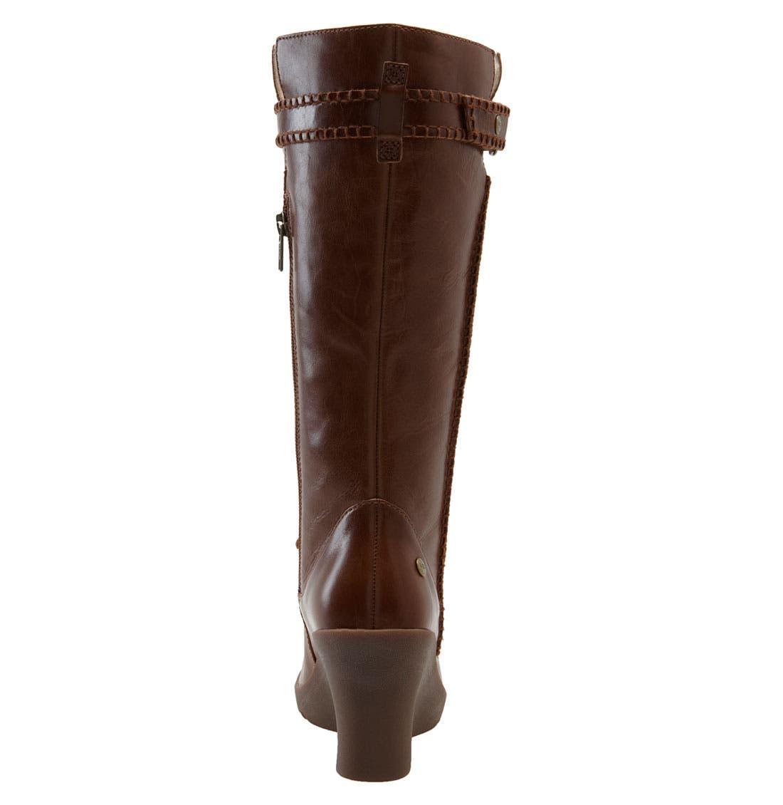 Alternate Image 4  - UGG® Australia 'Maxene' Wedge Boot (Women)