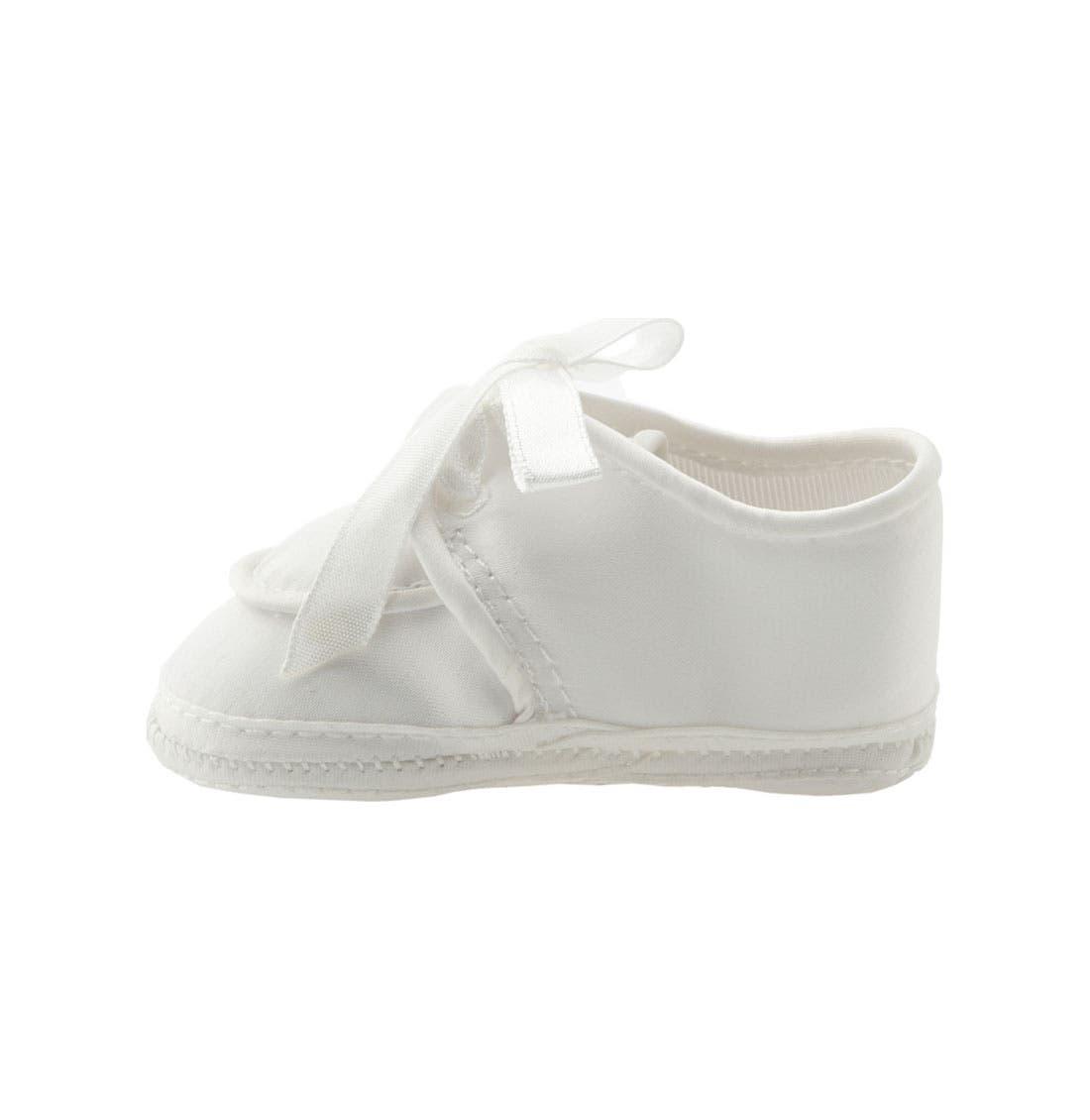 Alternate Image 2  - Designer's Touch 'Michael' Crib Shoe (Baby)