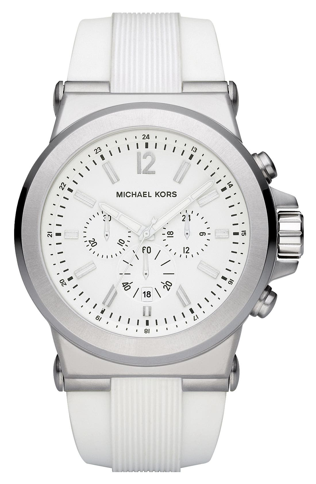 Alternate Image 1 Selected - Michael Kors Chronograph Watch, 45mm