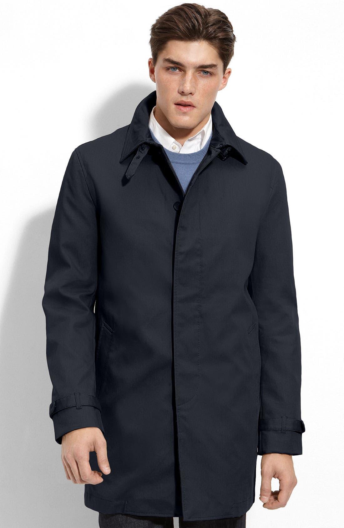 Alternate Image 1 Selected - Ben Sherman 'Classic Mac' Trench Coat