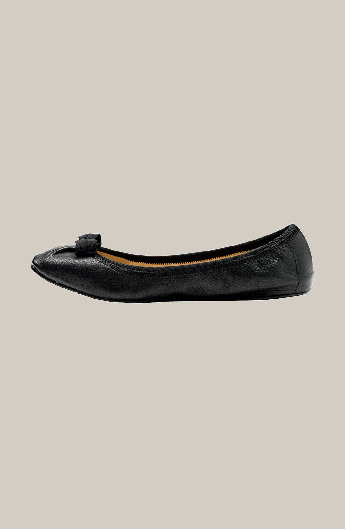 Alternate Image 2  - Salvatore Ferragamo Scrunch Skimmer Flat (Women)