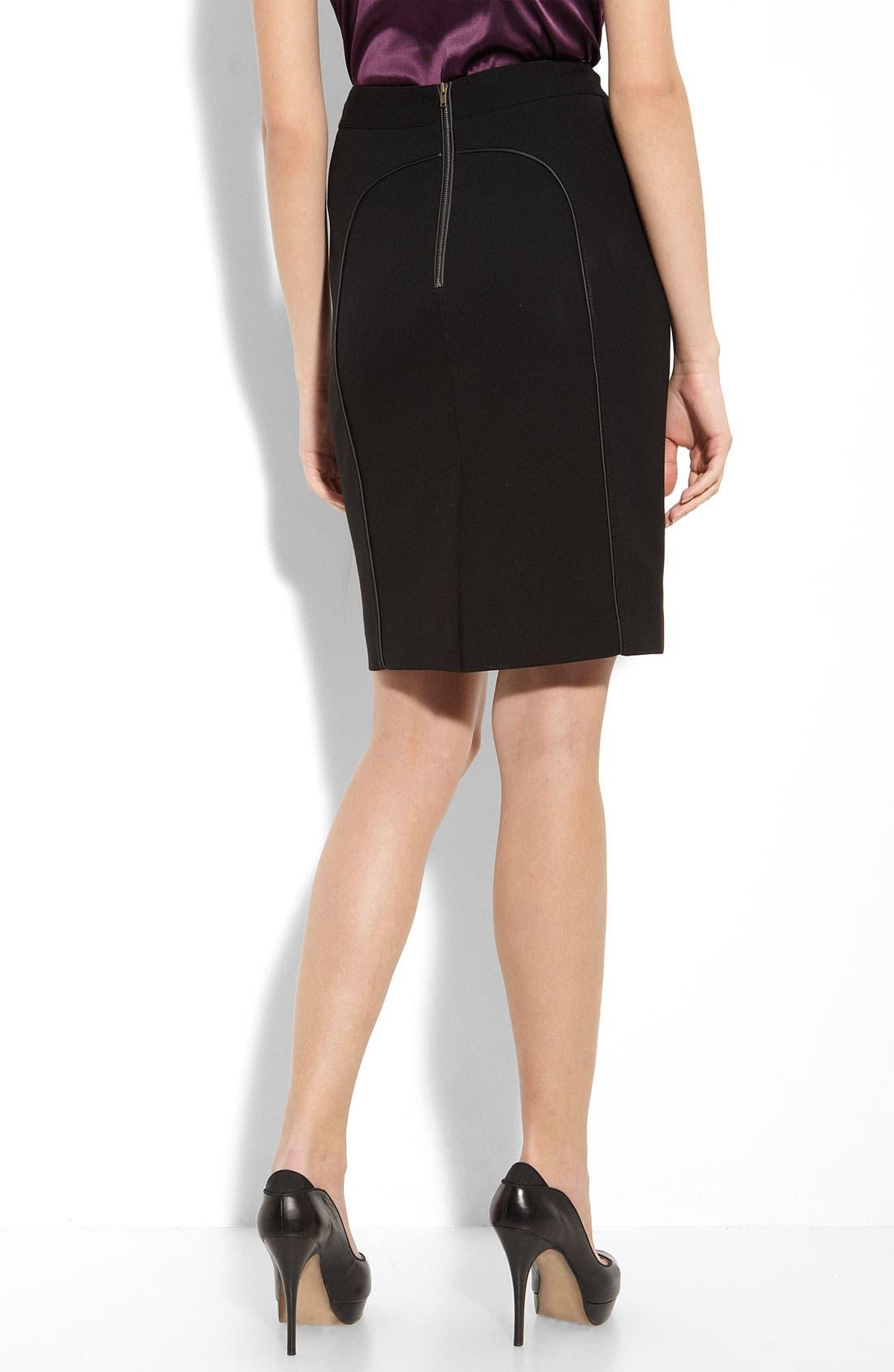 Alternate Image 2  - Elie Tahari Exclusive for Nordstrom 'Ora' Skirt
