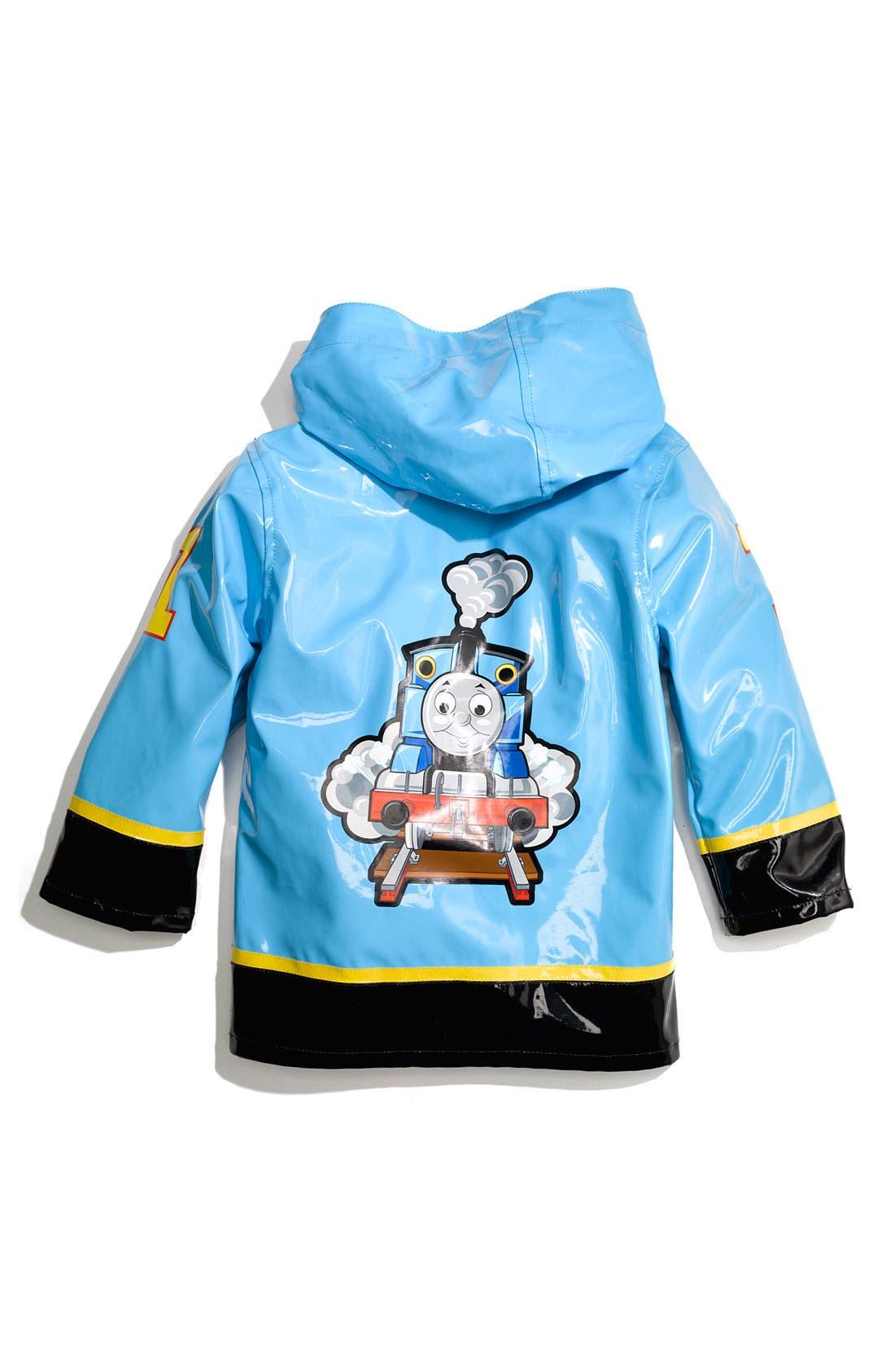 Alternate Image 2  - Western Chief 'Thomas the Tank Engine®' Raincoat (Toddler Boys & Little Boys)