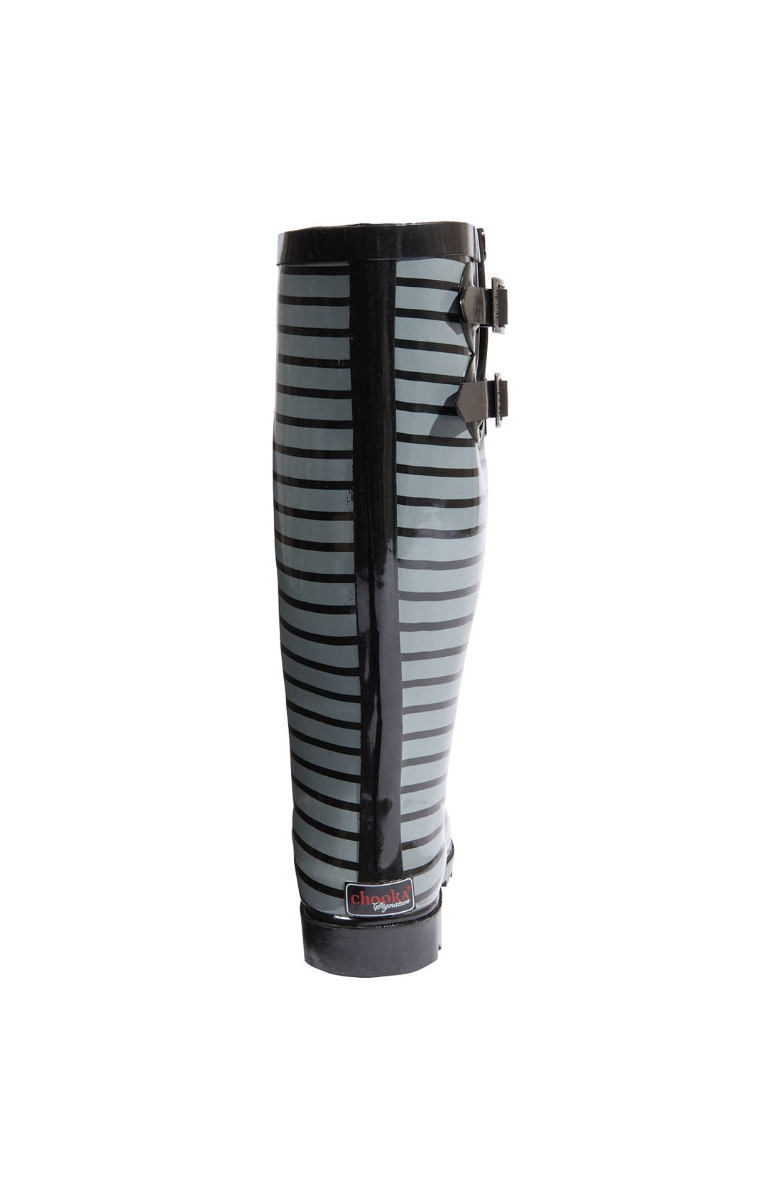 Alternate Image 4  - Chooka Signature Stripe Rain Boot