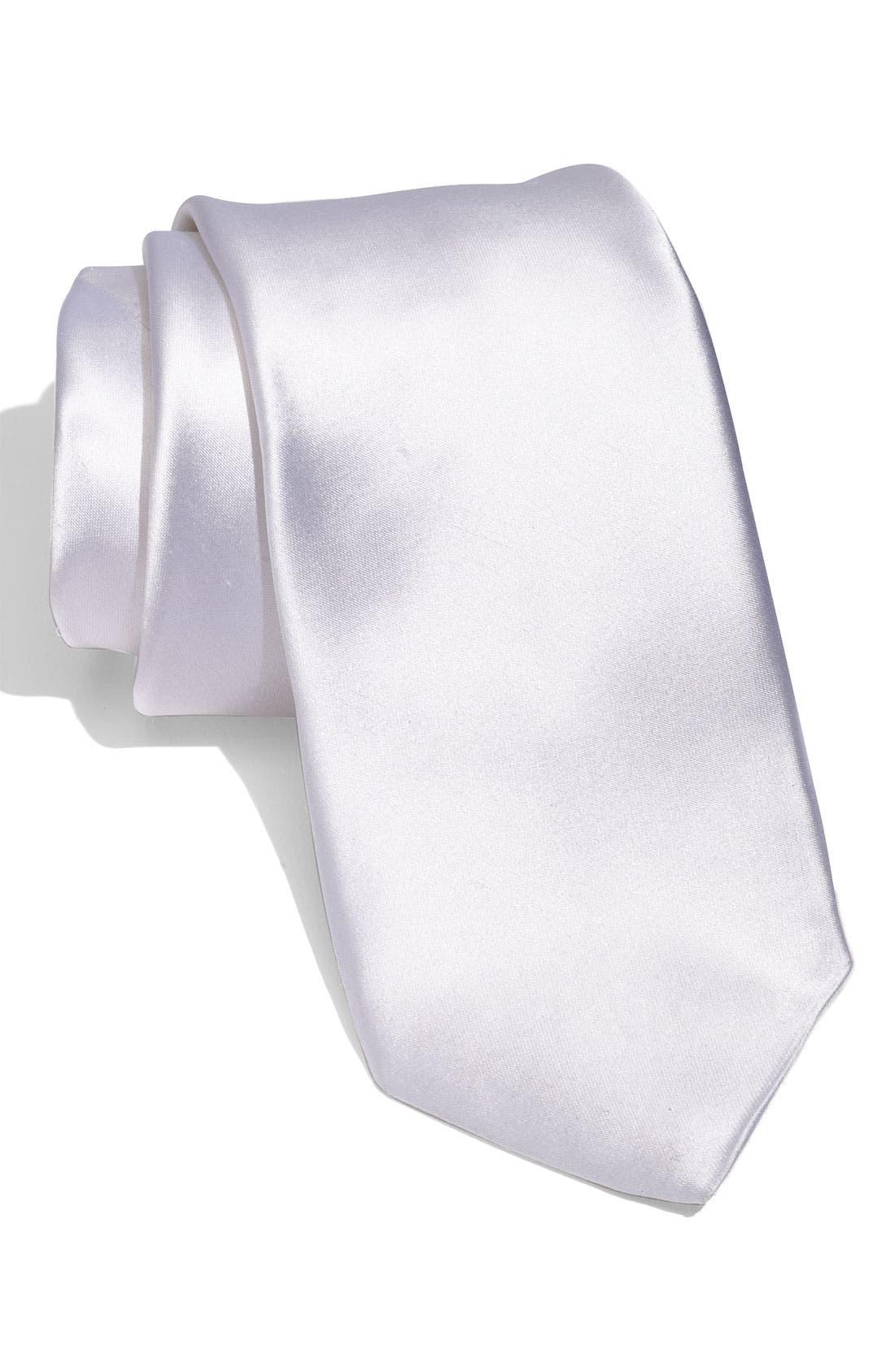 Main Image - Calibrate Satin Tie