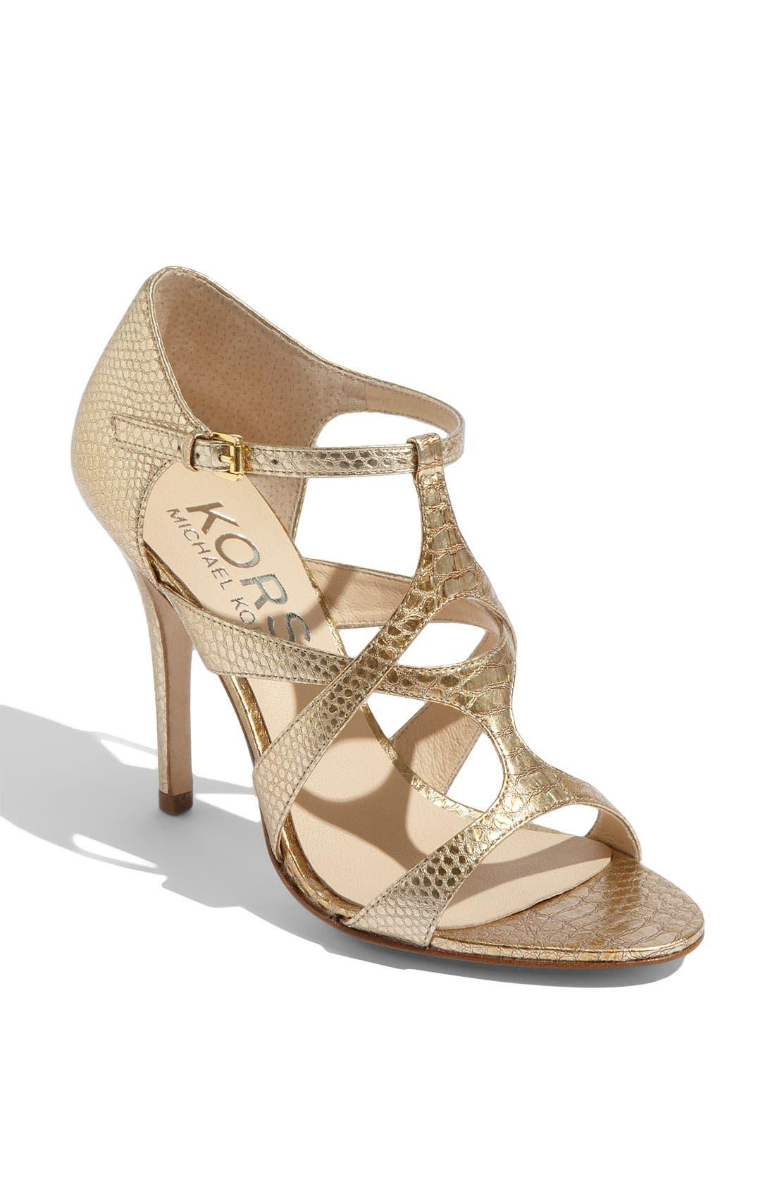 Main Image - KORS Michael Kors 'Sasha' Sandal