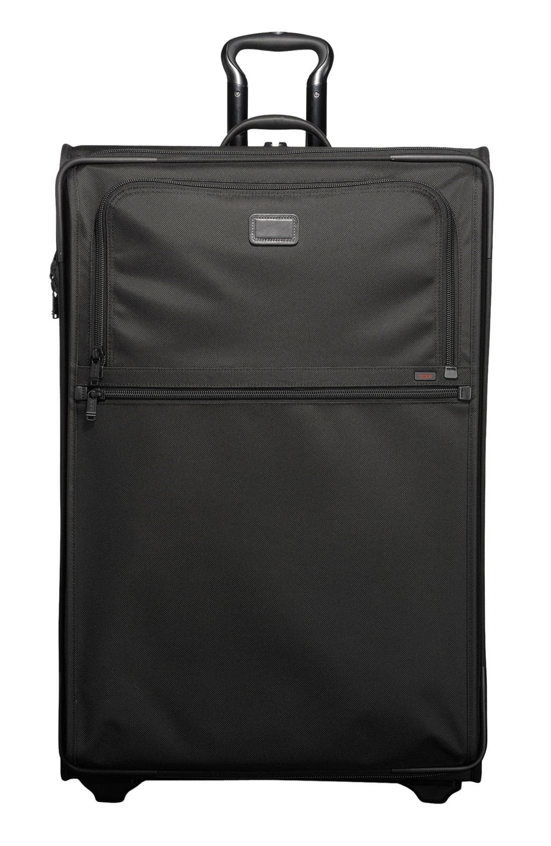 Alternate Image 1 Selected - Tumi 'Alpha' Wheeled Expandable Woldwide Trip Bag