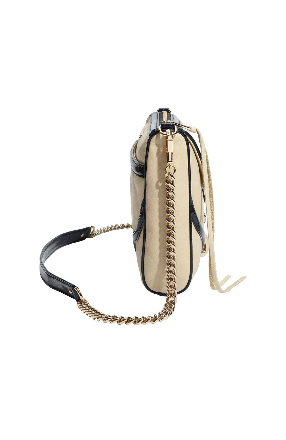 Alternate Image 2  - Rebecca Minkoff 'Bombe MAC' Leather Crossbody Clutch