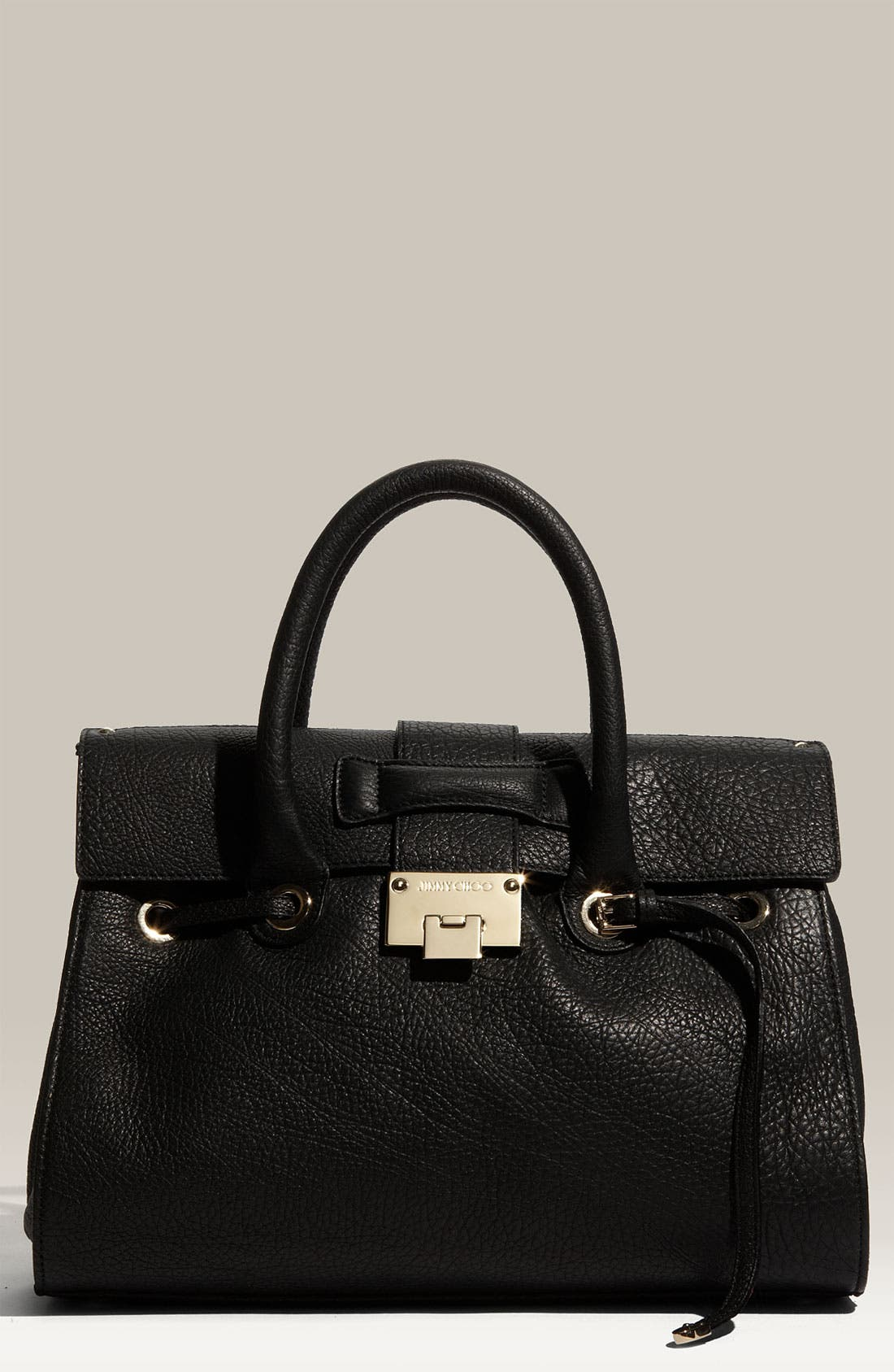 Alternate Image 1 Selected - Jimmy Choo 'Rosalie' Leather Satchel
