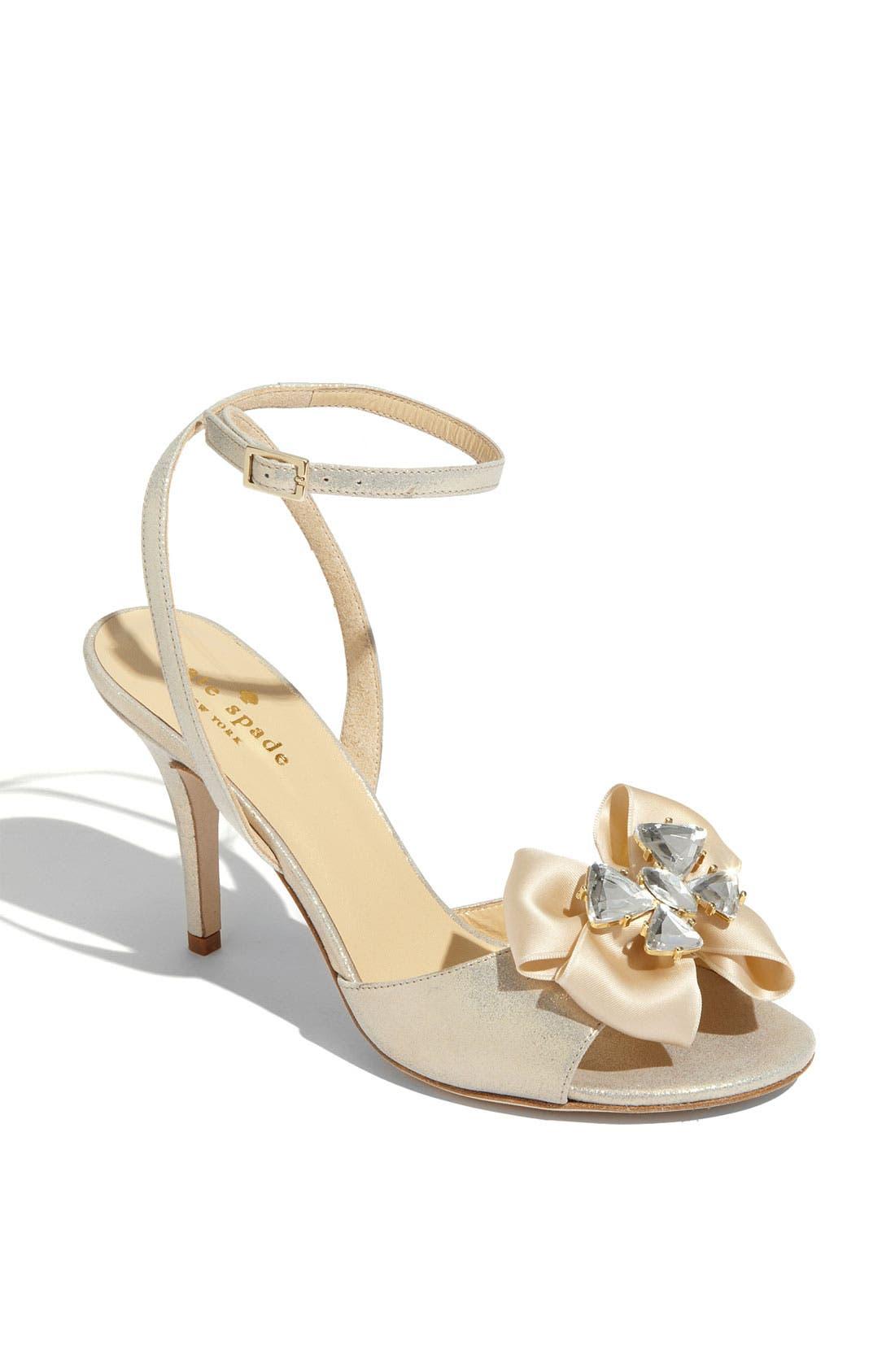 Alternate Image 1 Selected - kate spade new york 'shelby' sandal