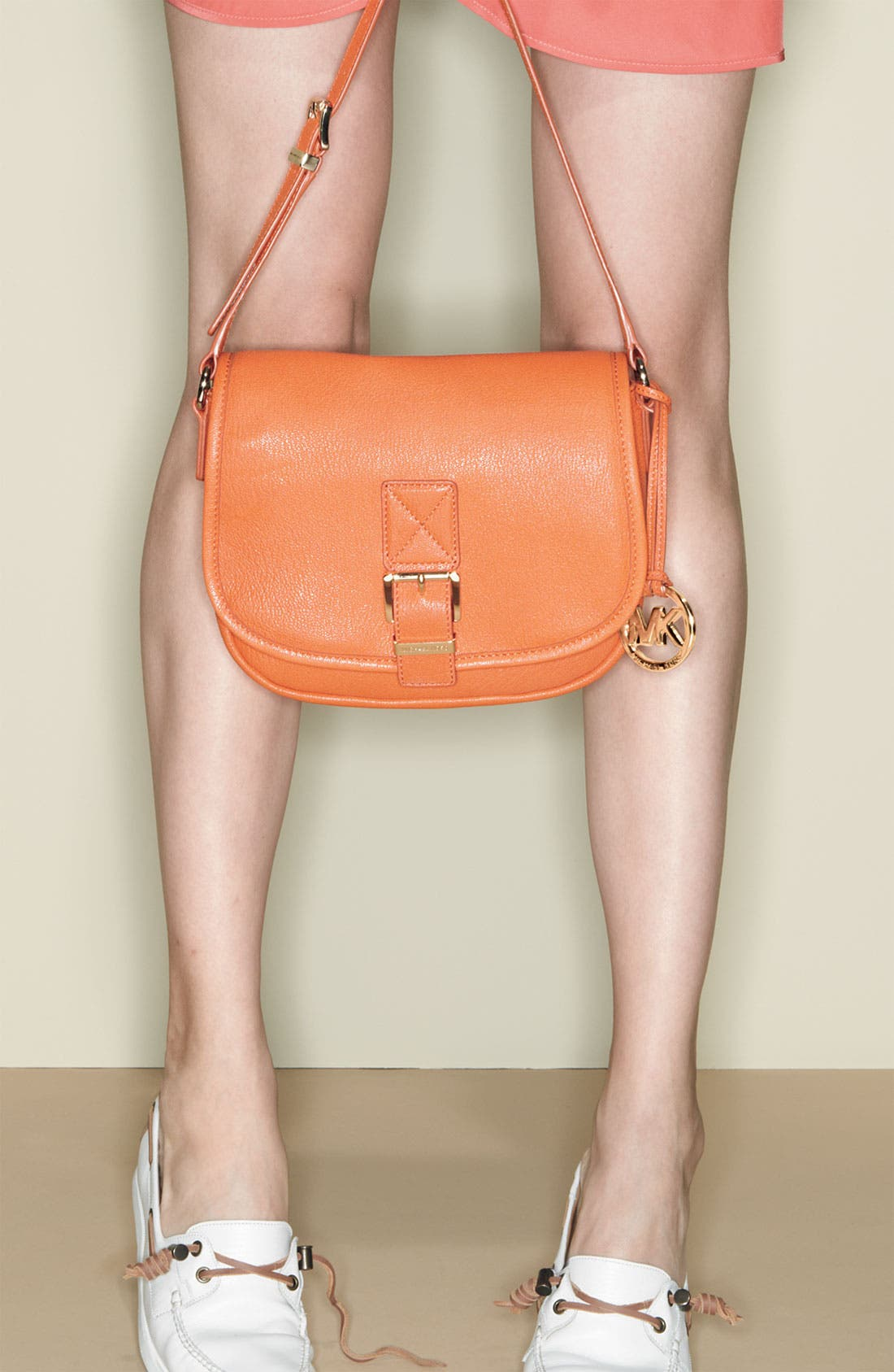 Alternate Image 2  - MICHAEL Michael Kors 'Medium' Messenger Saddle Bag