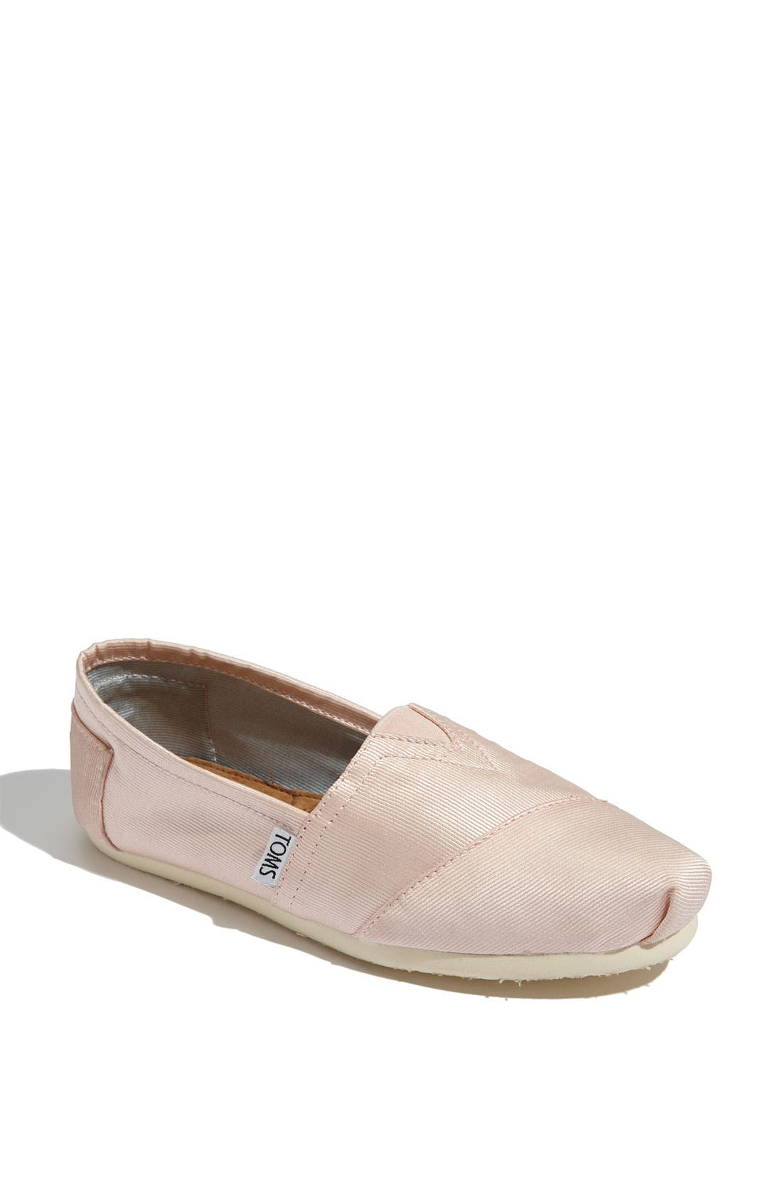 Alternate Image 1 Selected - TOMS Grosgrain Ribbon Slip-On (Women)