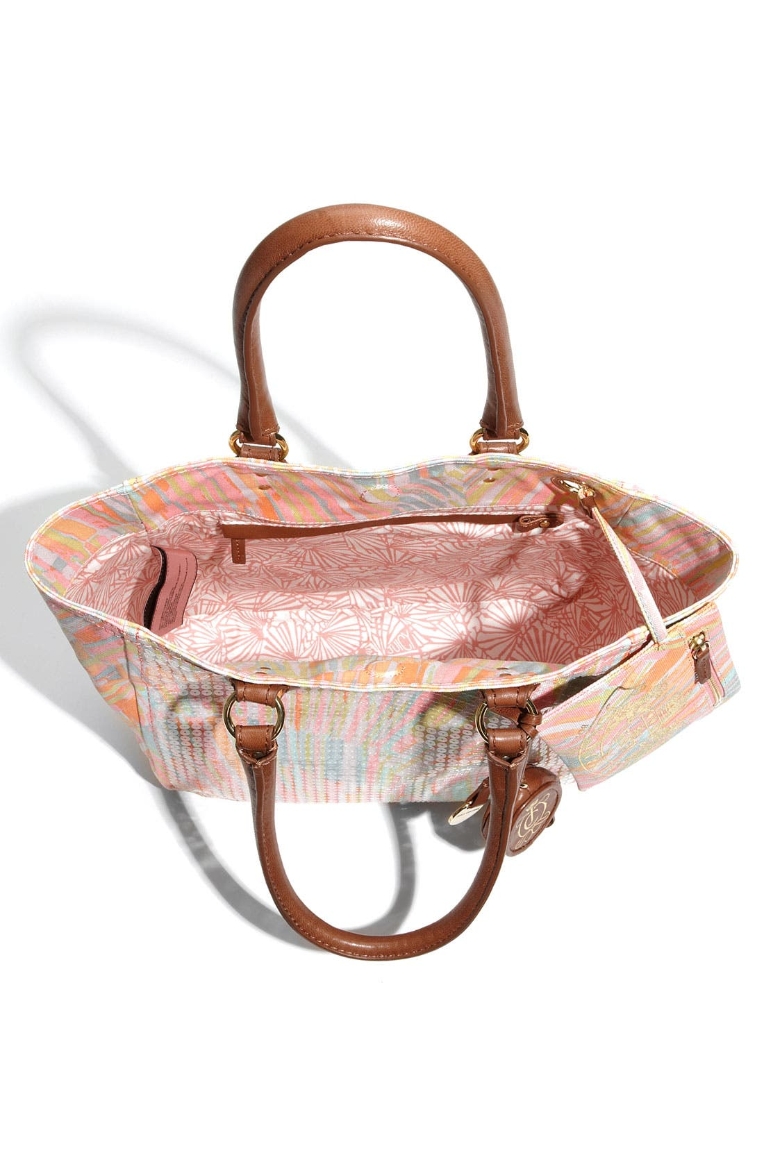 Alternate Image 3  - Juicy Couture 'Sunburst Sequins - Small' Tote