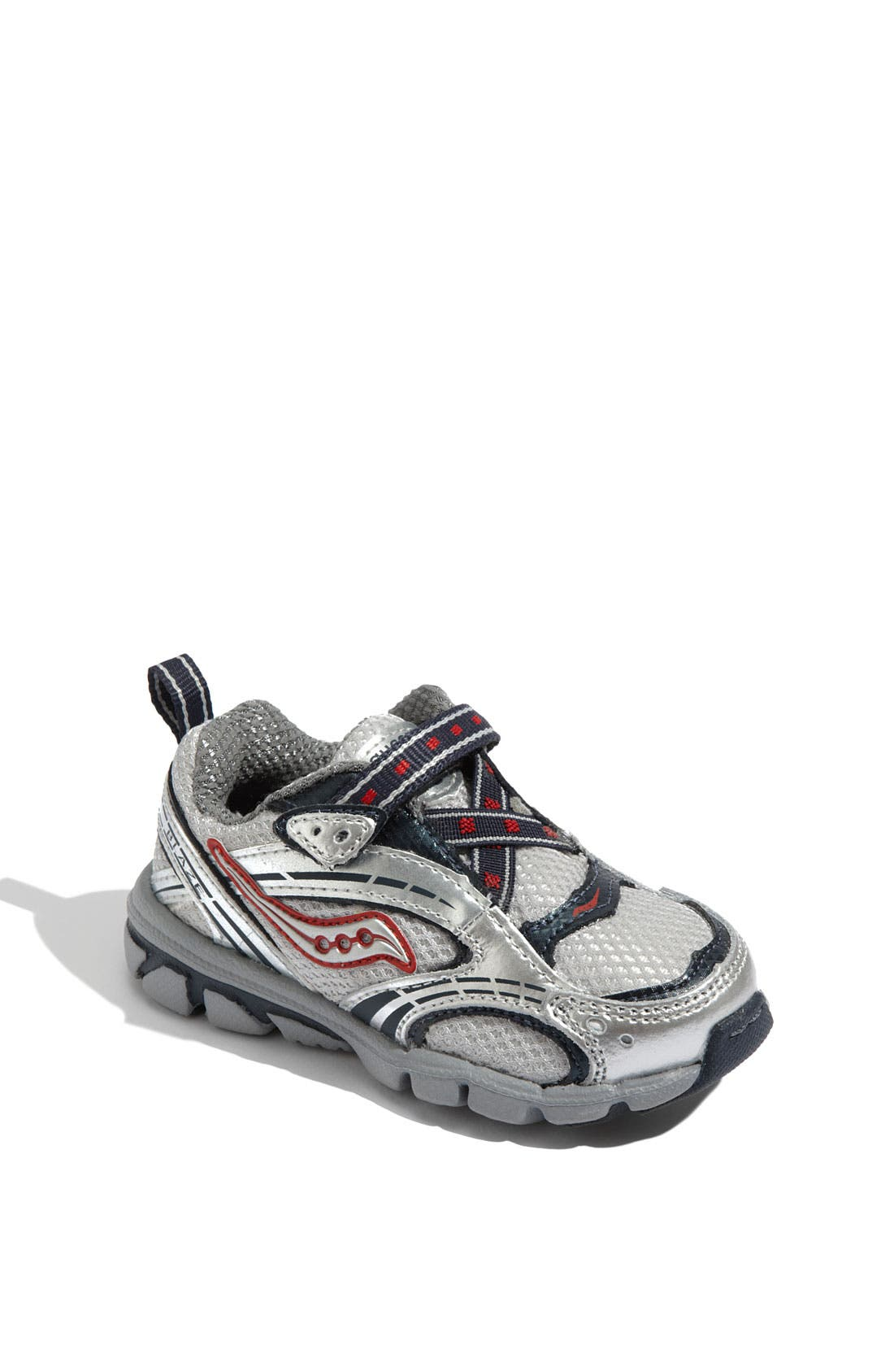 Main Image - Saucony 'Blaze' Sneaker (Baby, Walker & Toddler)