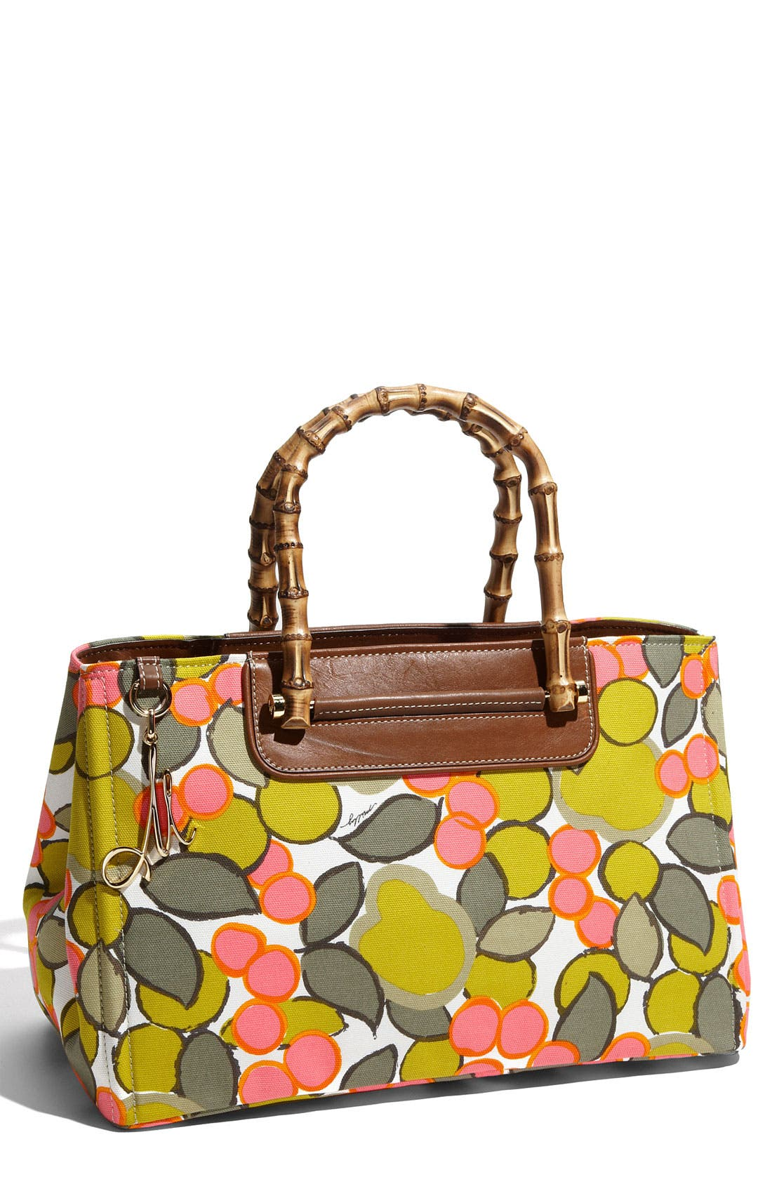 Alternate Image 1 Selected - Milly 'Citrus Print' Market Tote