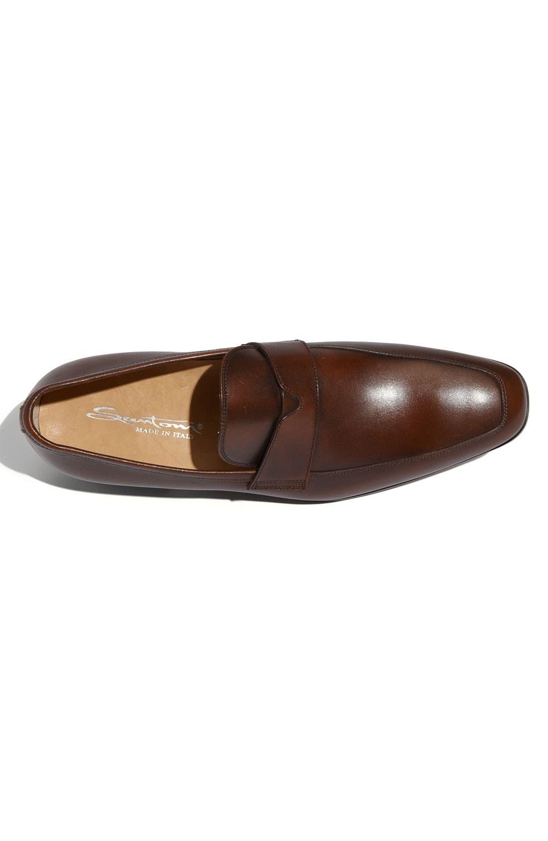 Alternate Image 3  - Santoni 'Quinlan' Loafer