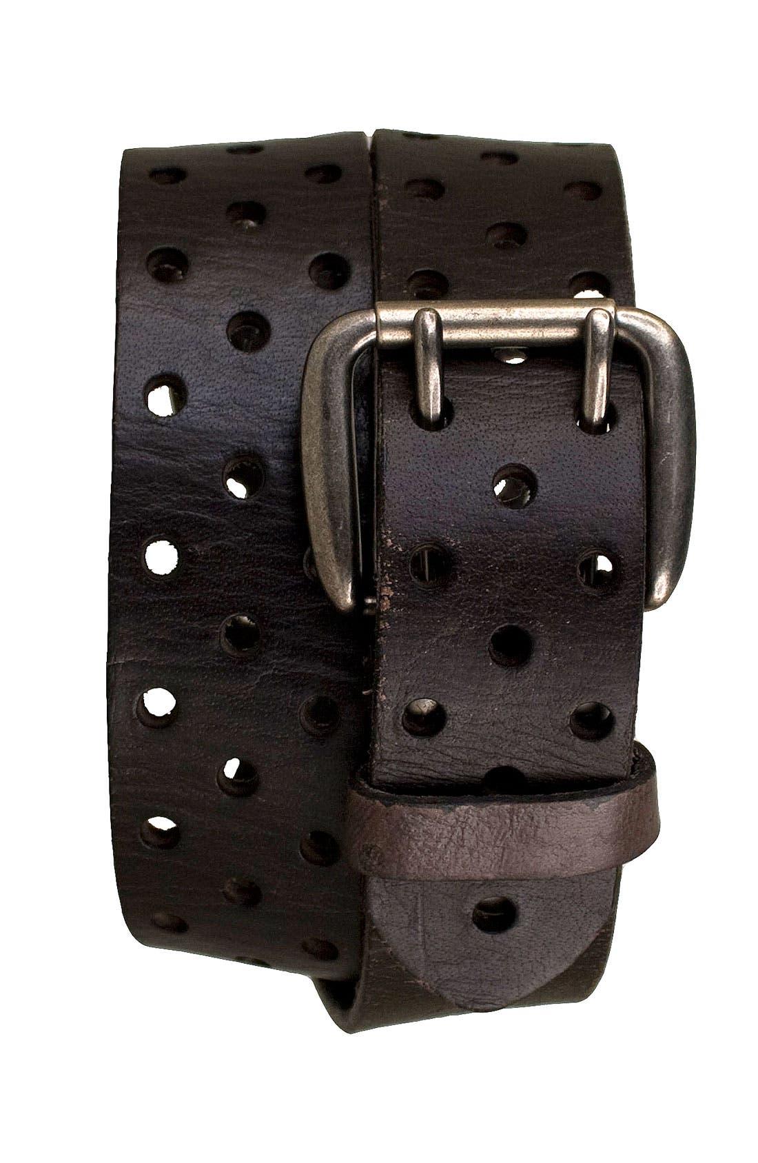 Alternate Image 1 Selected - Bed Stu 'McCoy' Leather Belt