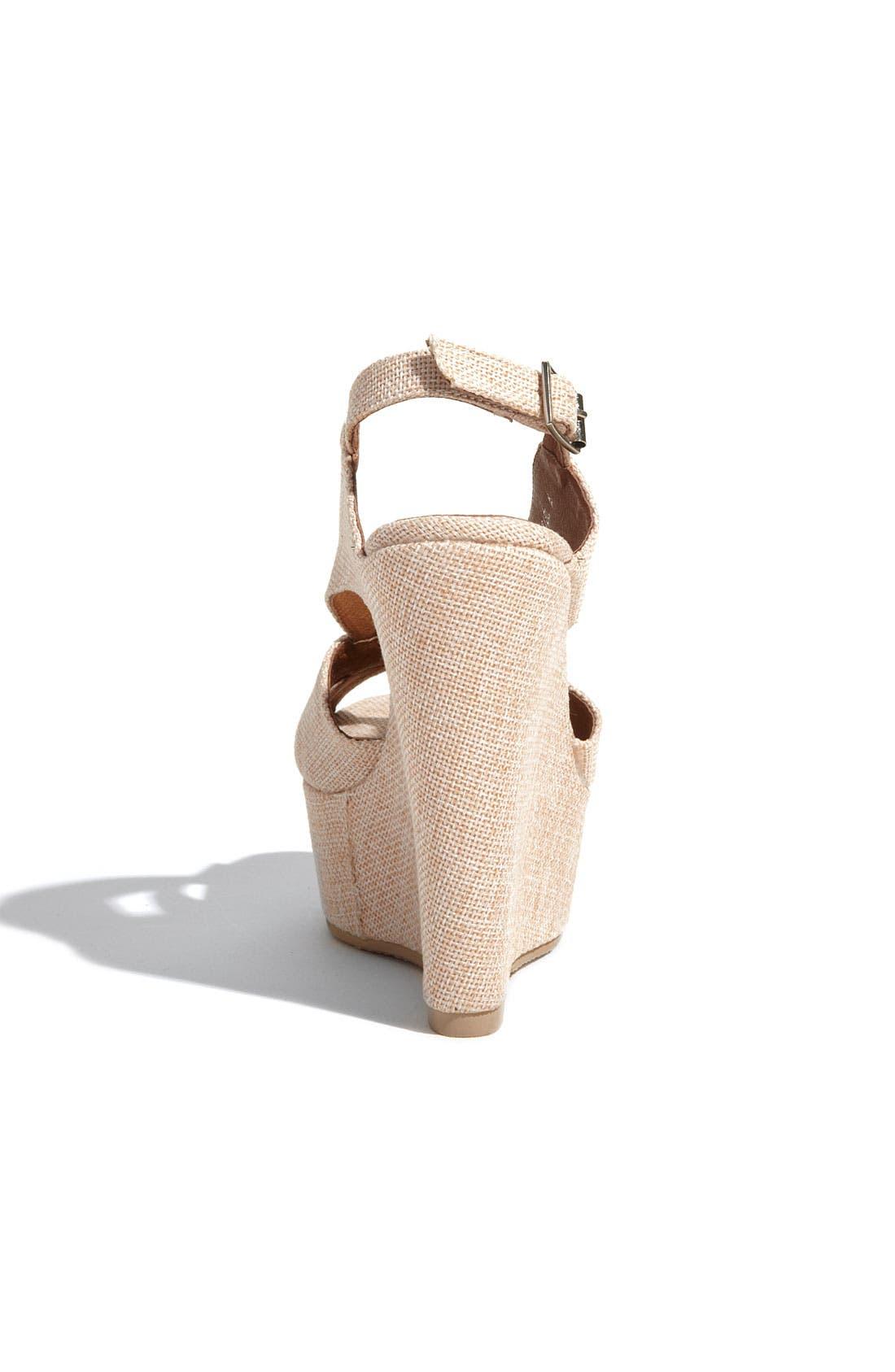Alternate Image 4  - Jeffrey Campbell 'Mariel' Wedge Sandal