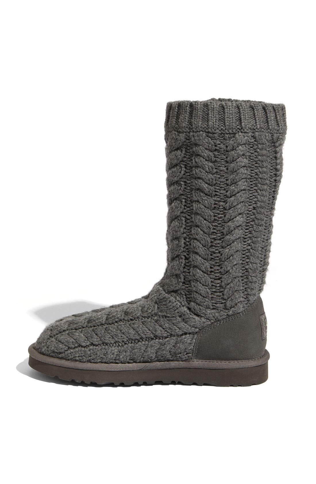 Alternate Image 2  - UGG® Australia 'Tularosa Route Cable' Boot (Women)