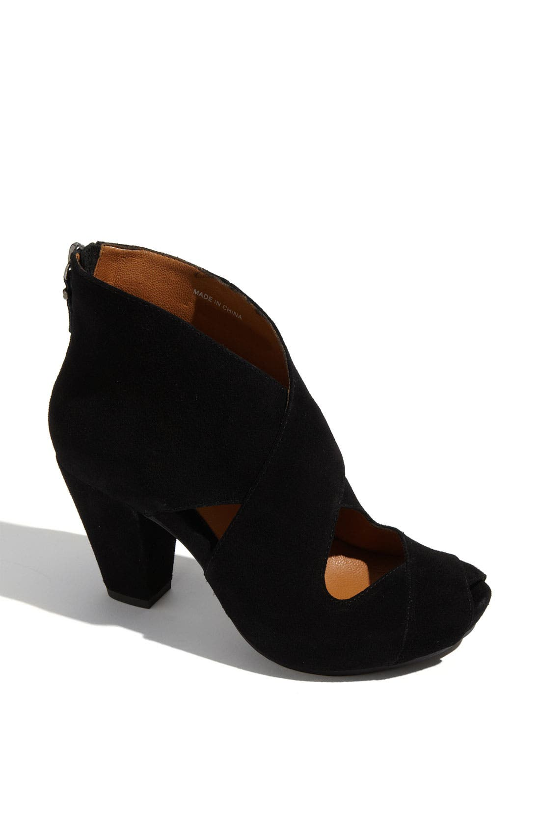 Alternate Image 1 Selected - Earthies® 'Cristiana' Suede Bootie