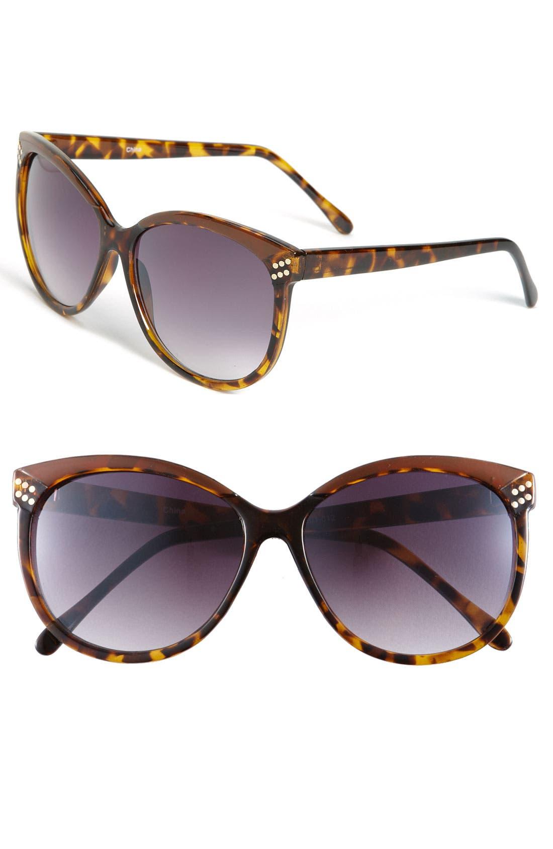 Alternate Image 1 Selected - Icon Eyewear 'Lily' Sunglasses