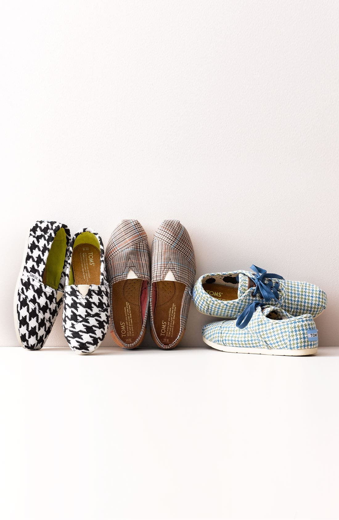 Alternate Image 5  - TOMS 'Classic - Scottish Houndstooth' Slip-On