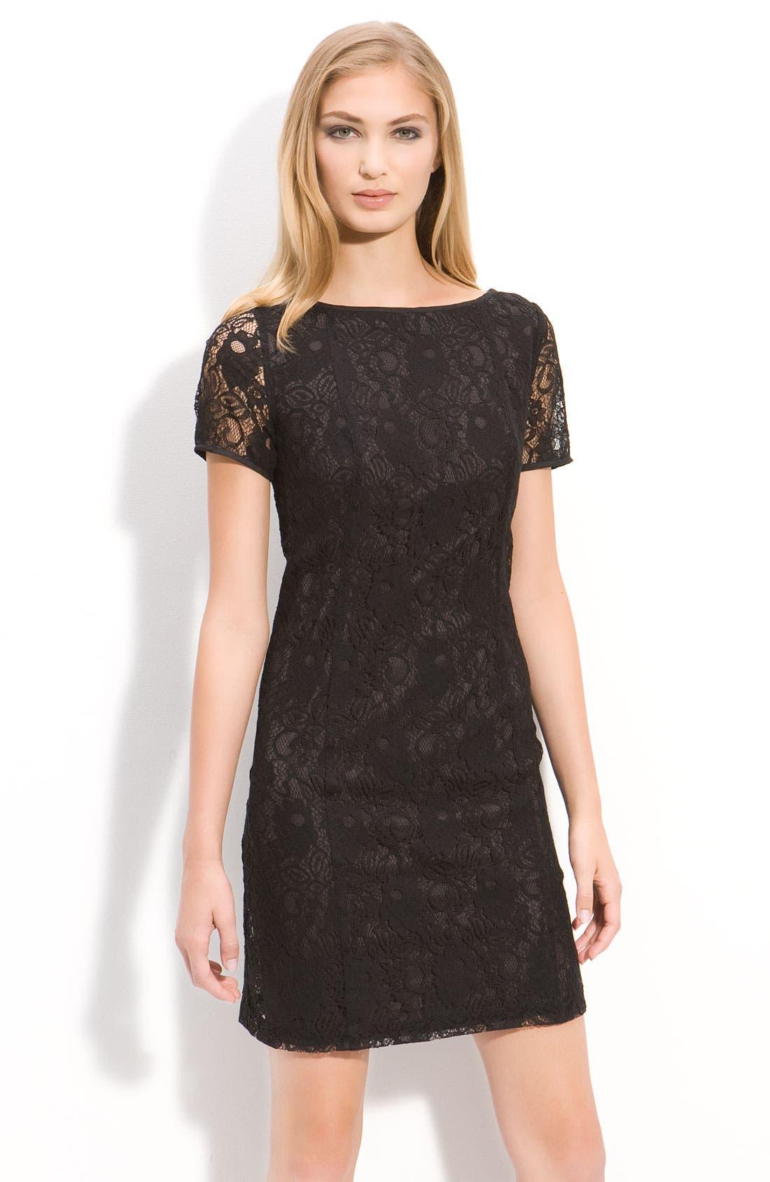 Alternate Image 1 Selected - Classiques Entier® 'Versailles' Lace Dress