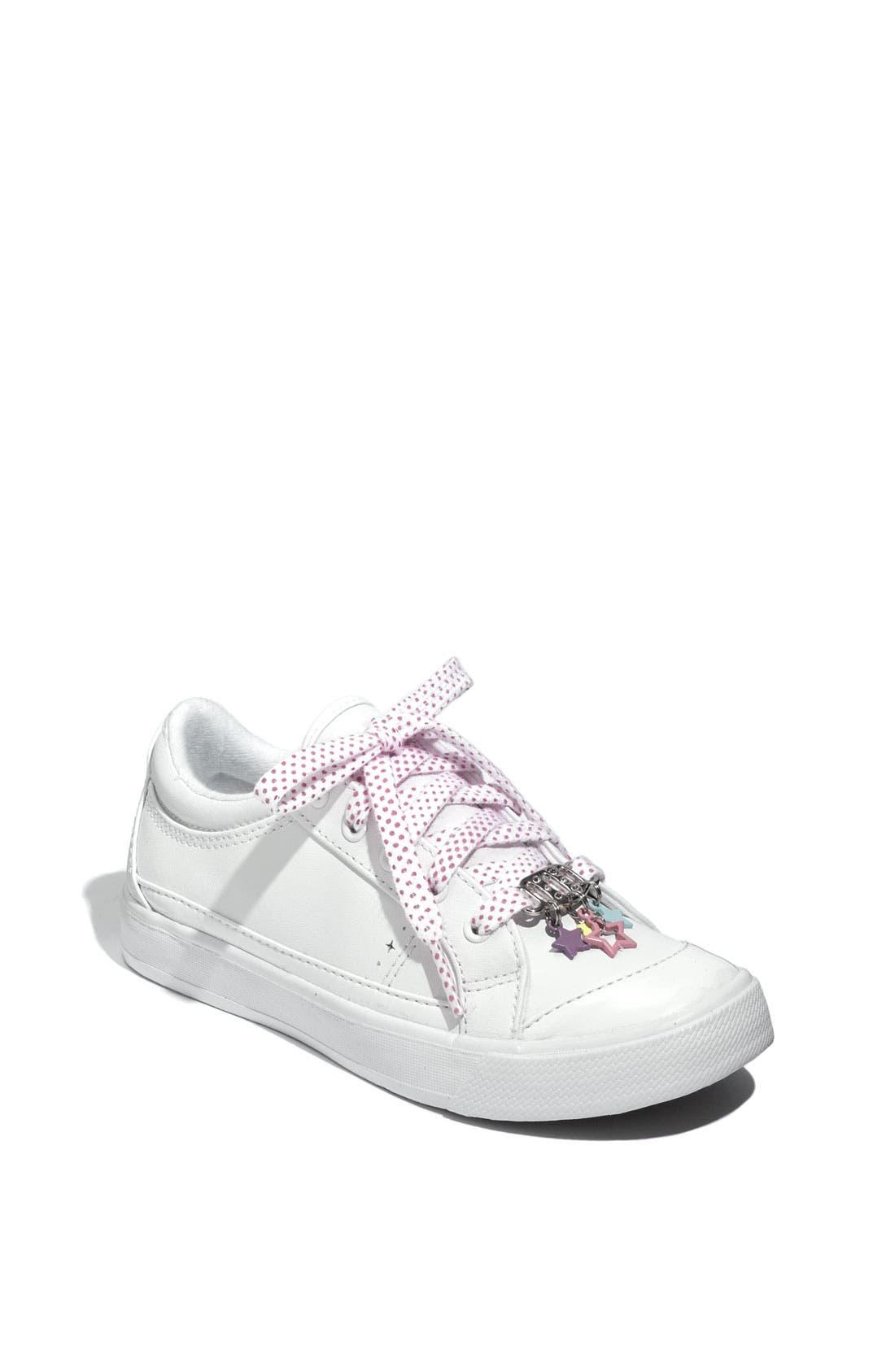 Alternate Image 1 Selected - Keds® 'Taylor' Lace Sneaker (Toddler, Little Kid & Big Kid)