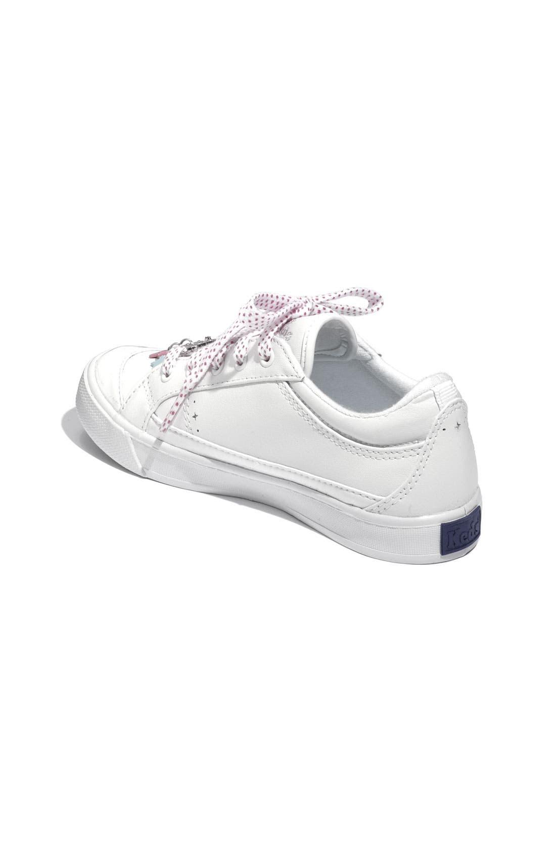 Alternate Image 2  - Keds® 'Taylor' Lace Sneaker (Toddler, Little Kid & Big Kid)