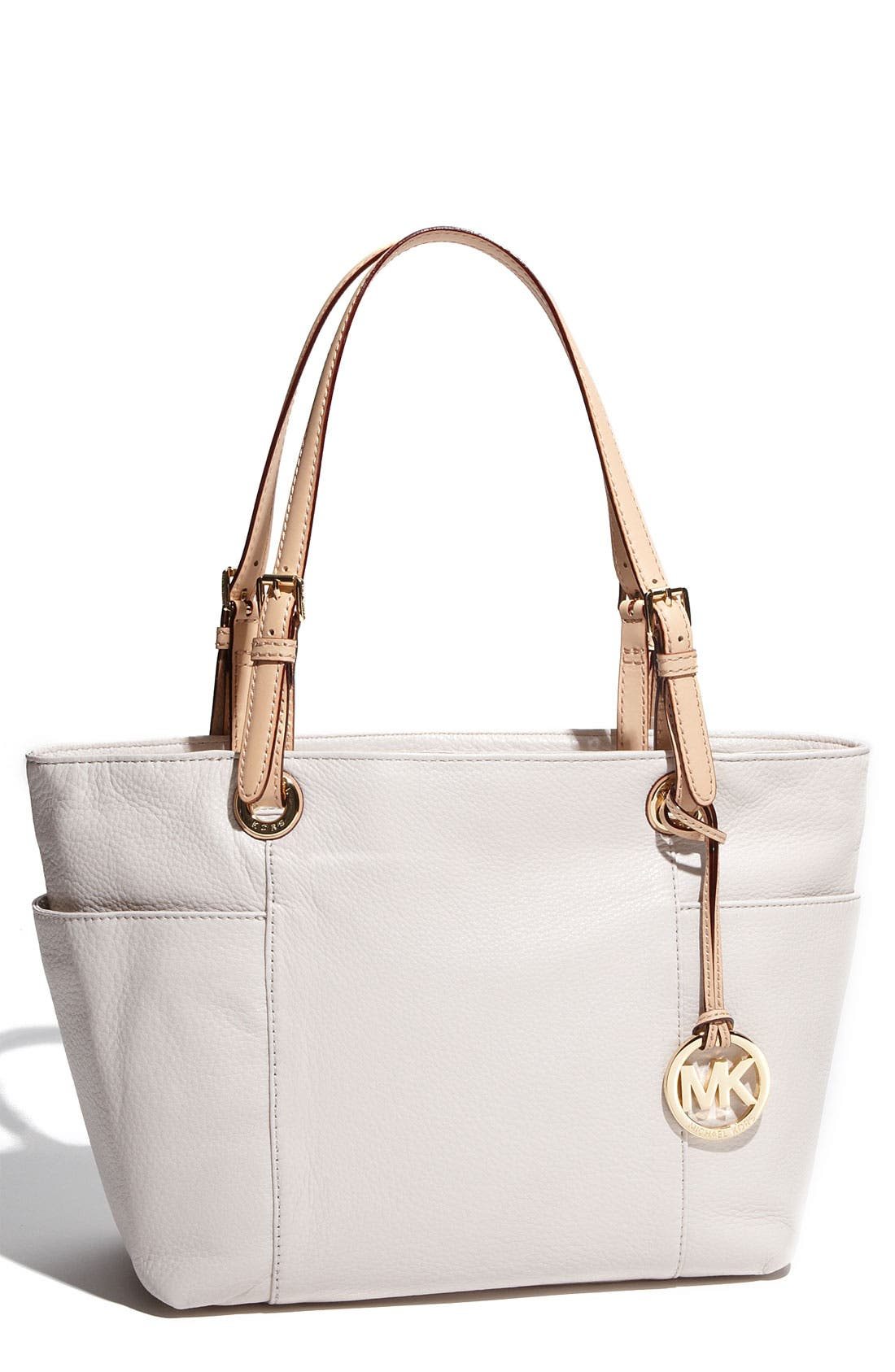 Alternate Image 1 Selected - MICHAEL Michael Kors 'Jet Set' Tote, Medium