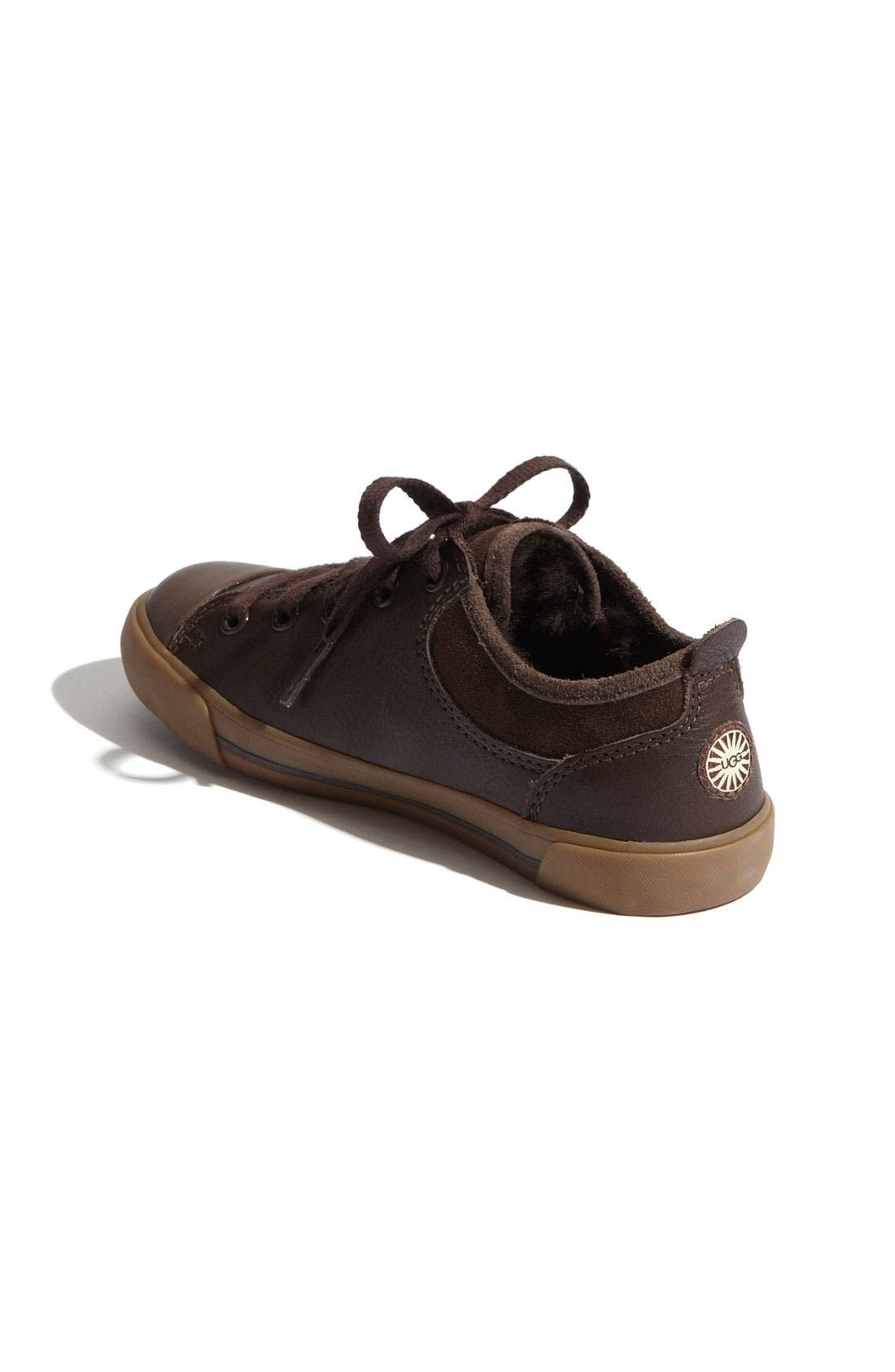 Alternate Image 2  - UGG® Australia 'Kameron' Sneaker (Toddler, Little Kid & Big Kid)