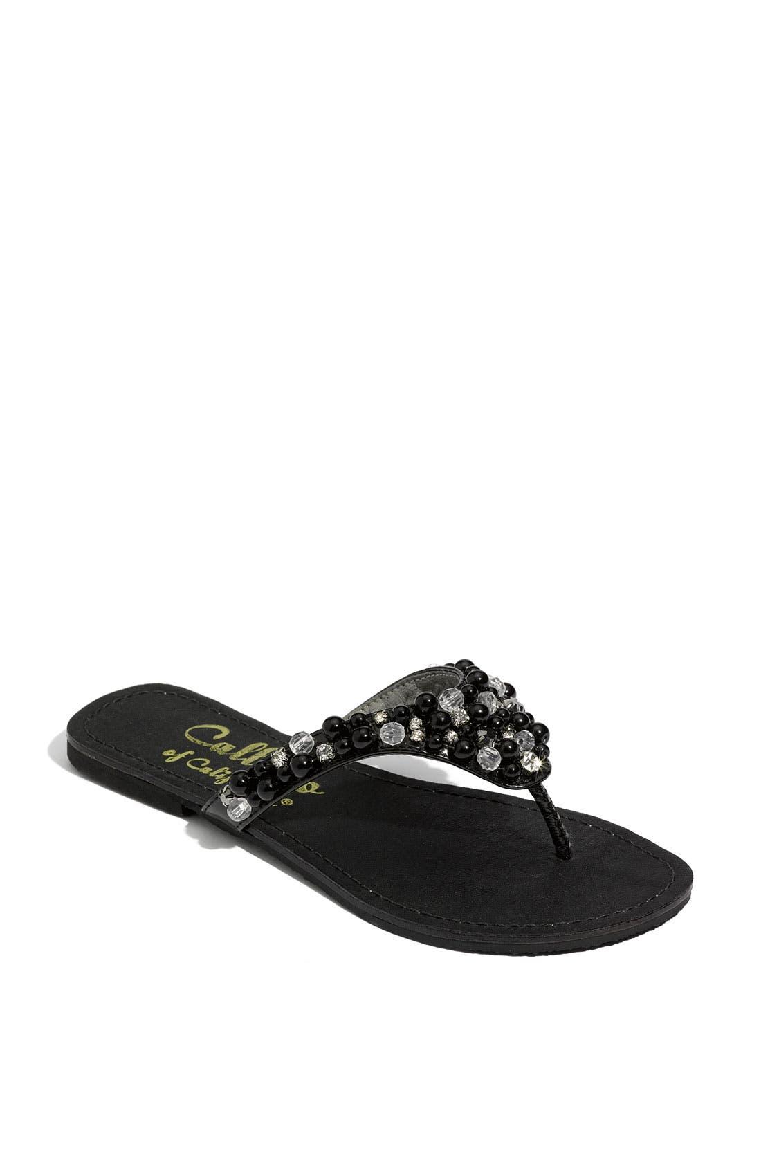 Alternate Image 1 Selected - Callisto 'Simona' Sandal