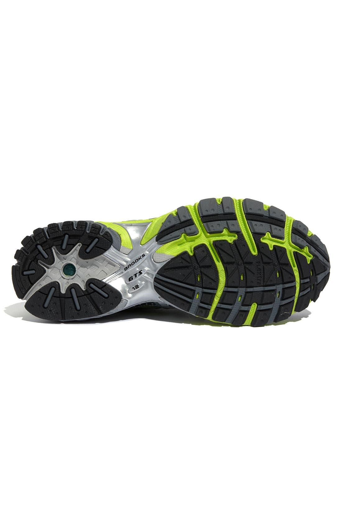Alternate Image 4  - Brooks 'Adrenaline GTS 12' Running Shoe (Men)