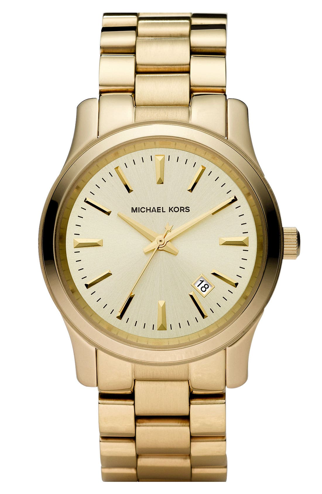 Main Image - Michael Kors 'Jet Set Sport' Watch, 38mm