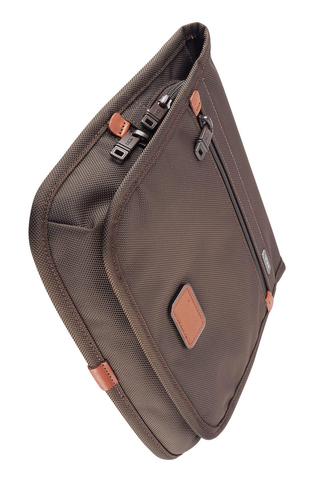 Alternate Image 4  - Tumi 'Small Alpha' Flap Crossbody Bag