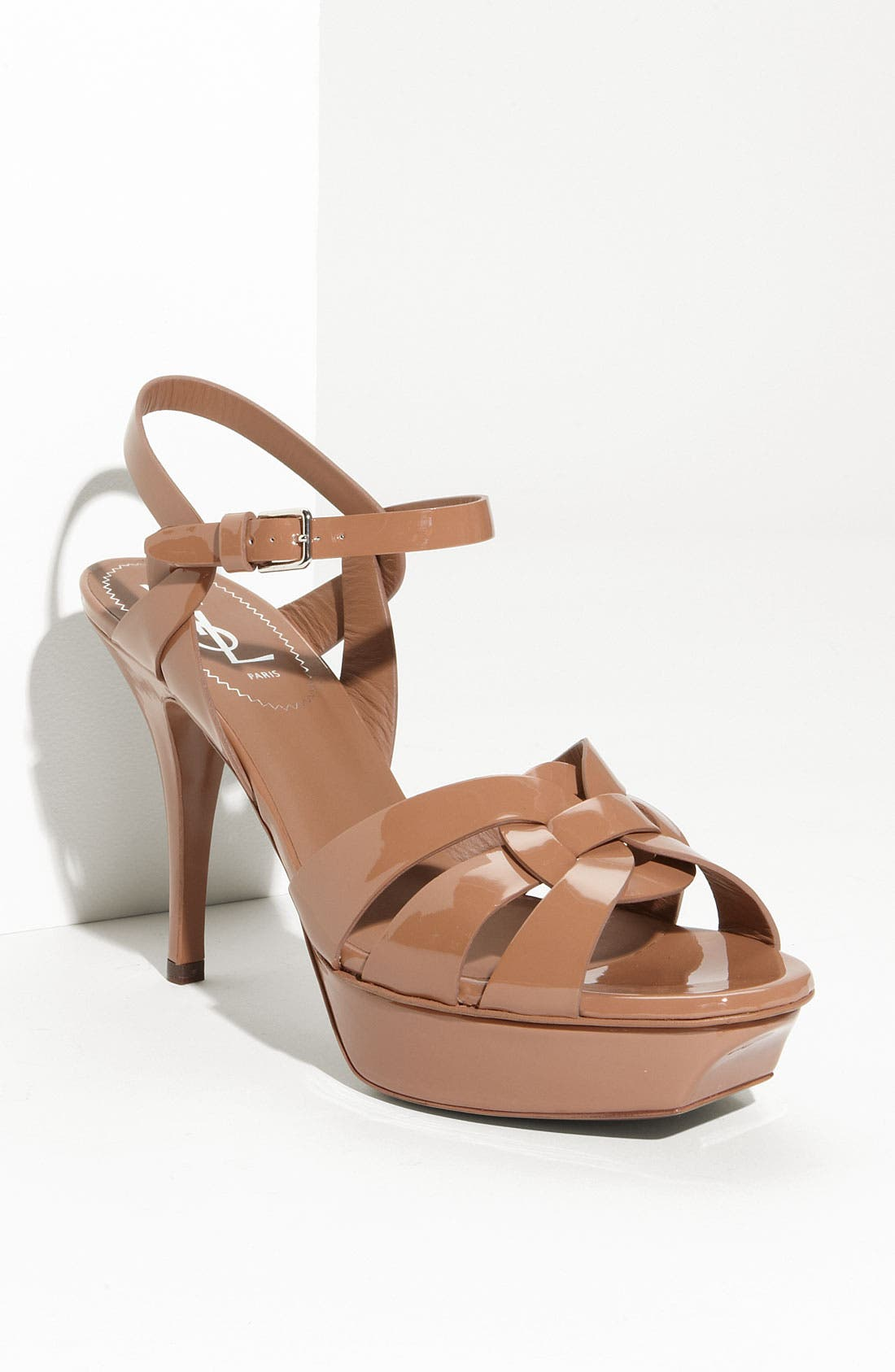 Main Image - Yves Saint Laurent 'Tribute' Platform Sandal