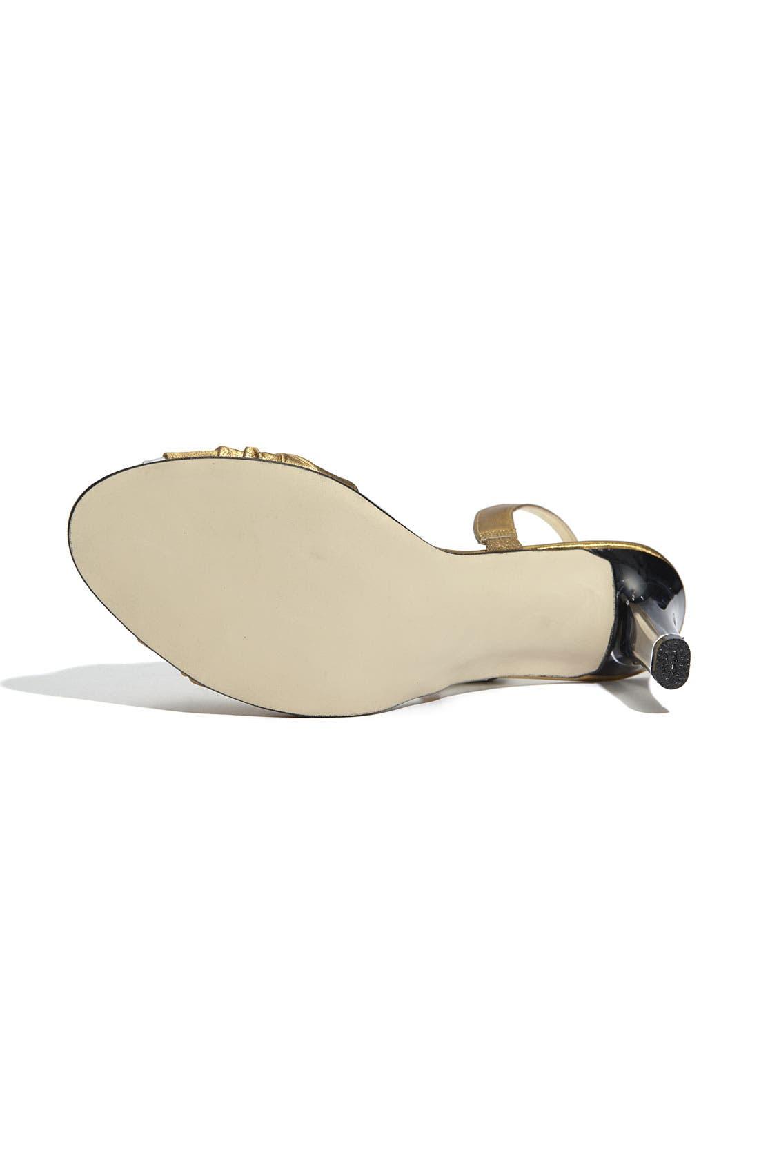 Alternate Image 4  - Dezario 'Turban' Slingback Sandal