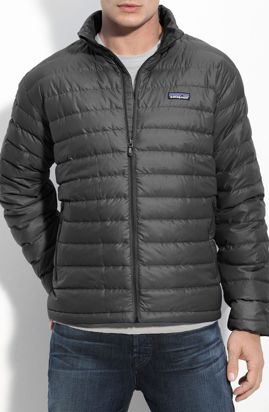 Alternate Image 1 Selected - Patagonia '800 Power Fill Down Sweater' Jacket