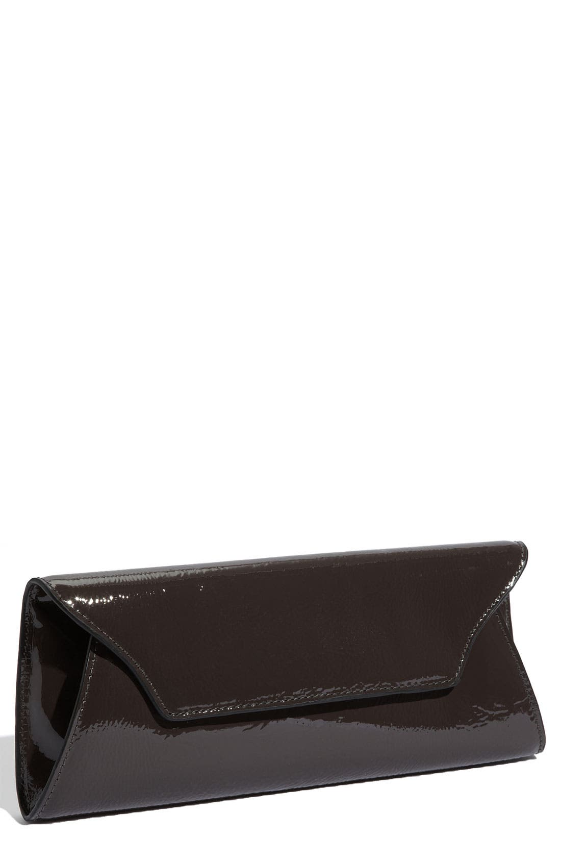 Main Image - Melie Bianco 'Riley' Faux Leather Envelope Clutch