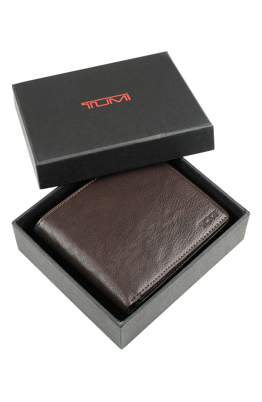Alternate Image 4  - Tumi 'Sierra - Global' Center Flip ID Passcase