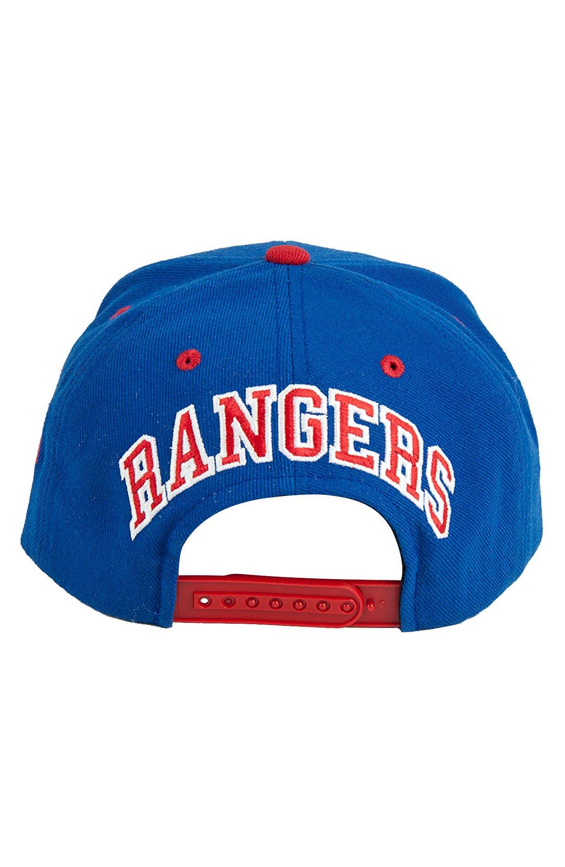 Alternate Image 2  - American Needle 'Blockhead Rangers' Snapback Baseball Cap
