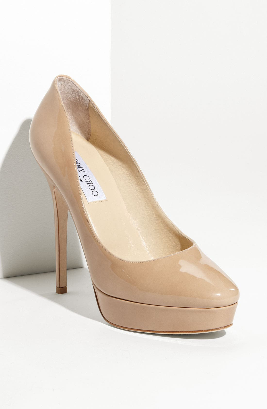 Alternate Image 1 Selected - Jimmy Choo 'Cosmic' Platform Pump