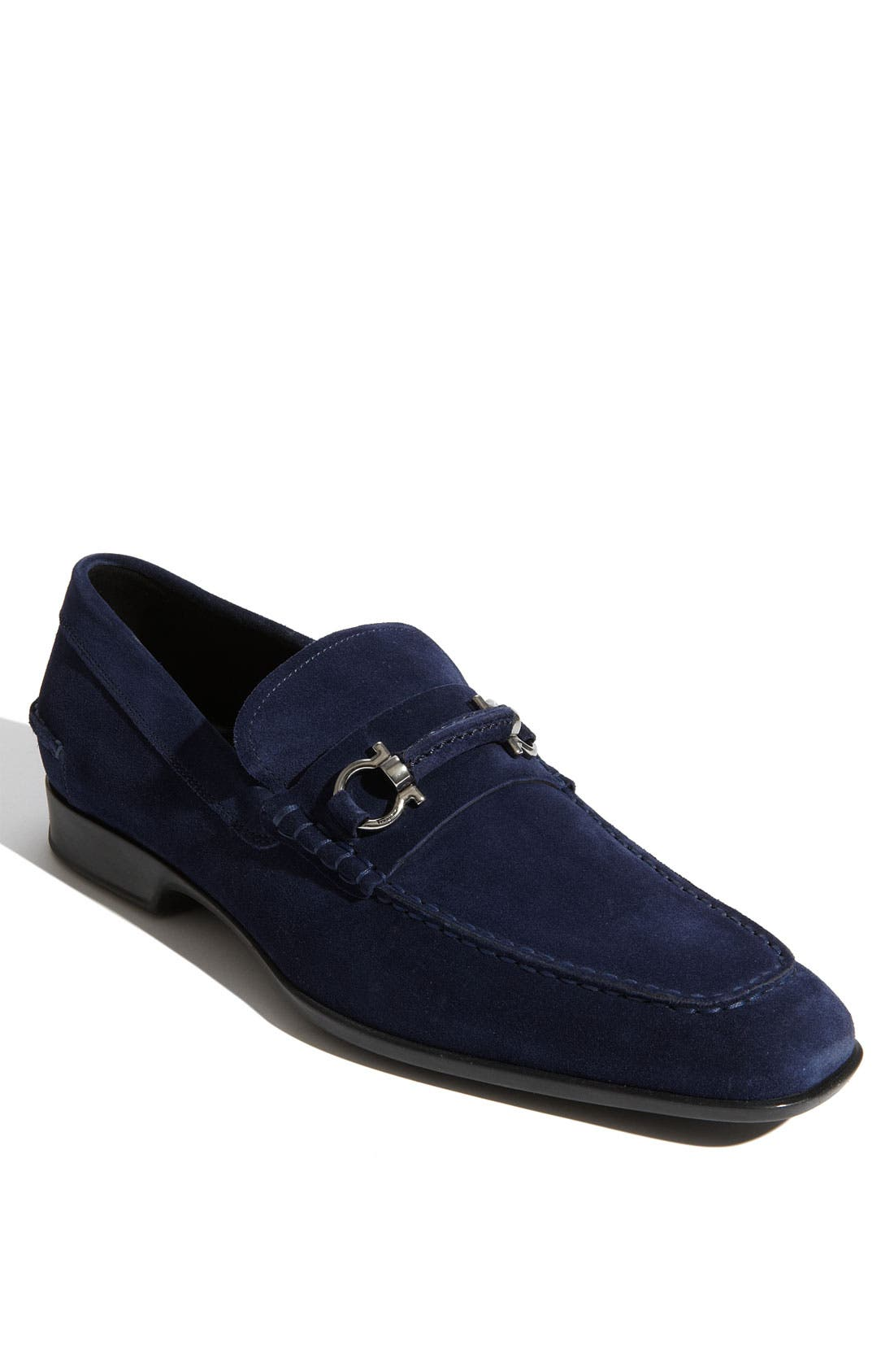 Alternate Image 1 Selected - Salvatore Ferragamo 'Cantino' Slip-On