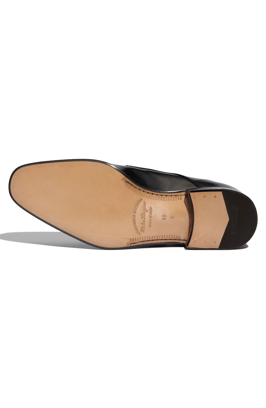 Alternate Image 4  - Salvatore Ferragamo 'Cipro' Loafer